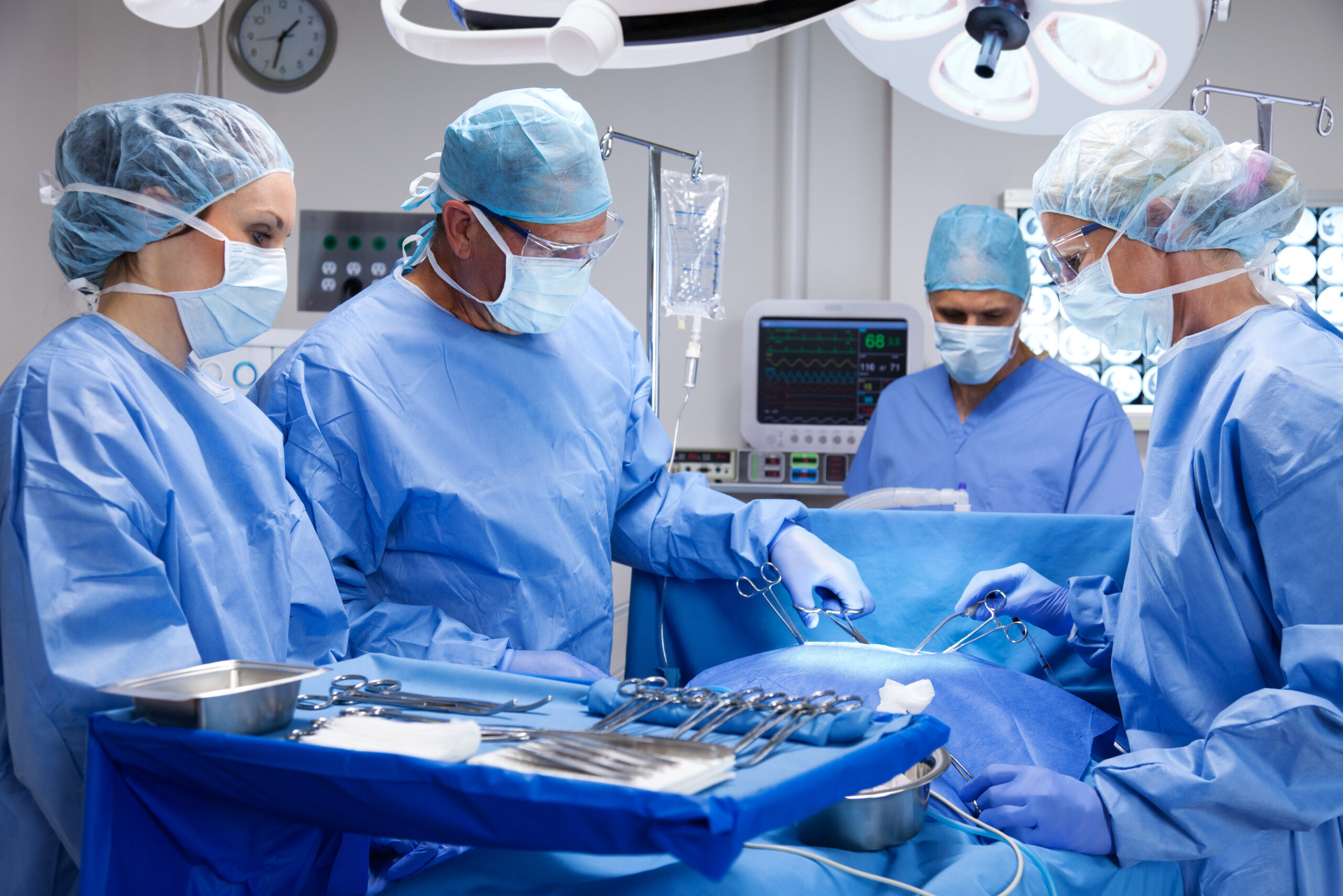Comprehensive Consulting for Your Perioperative Service