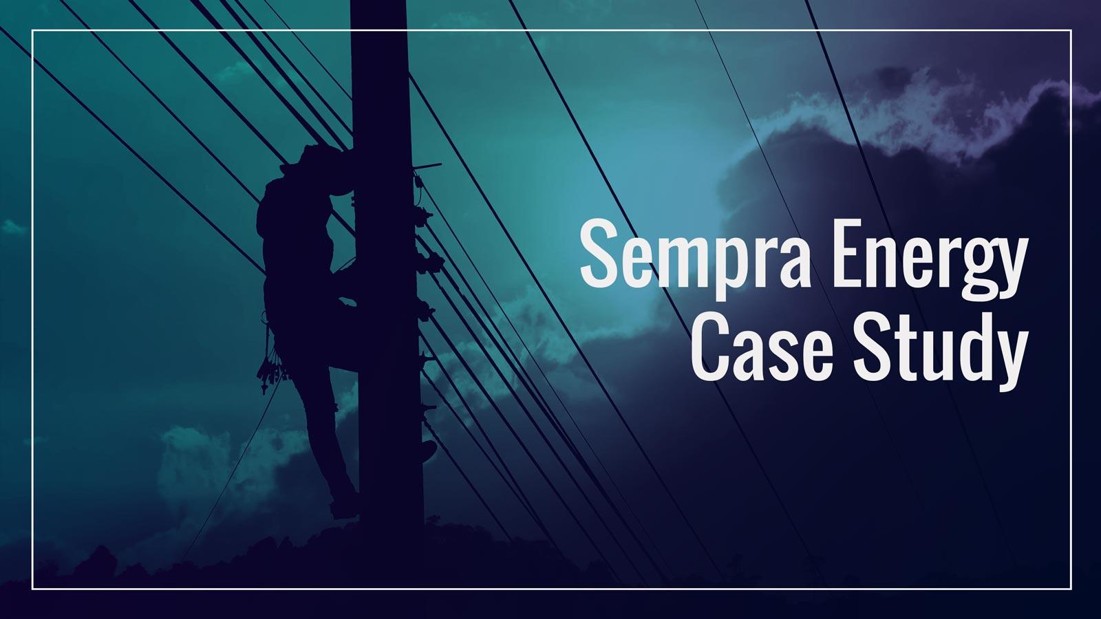 Sempra Case Study