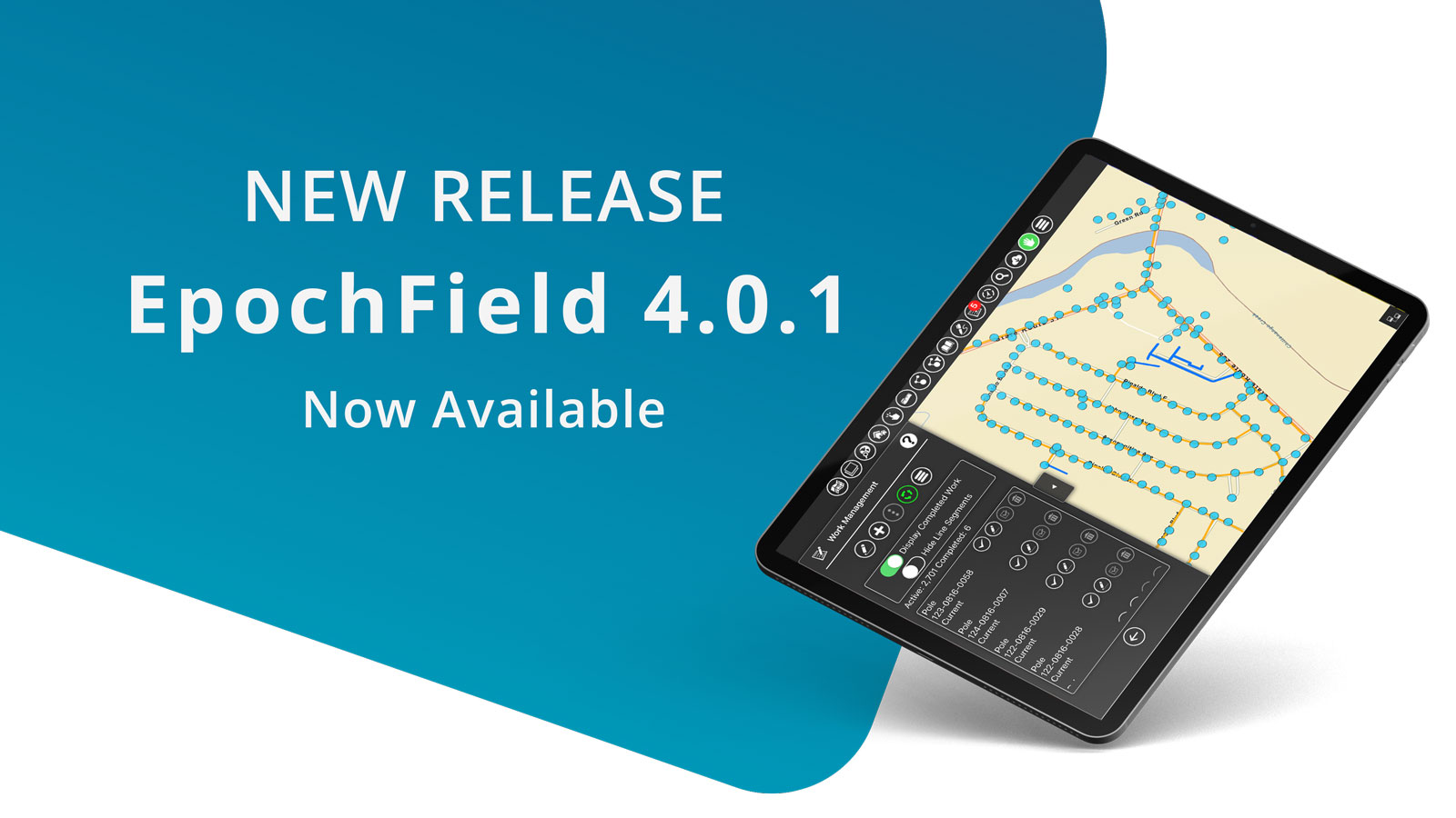 Epoch Solutions Group Announces EpochField 4.0.1
