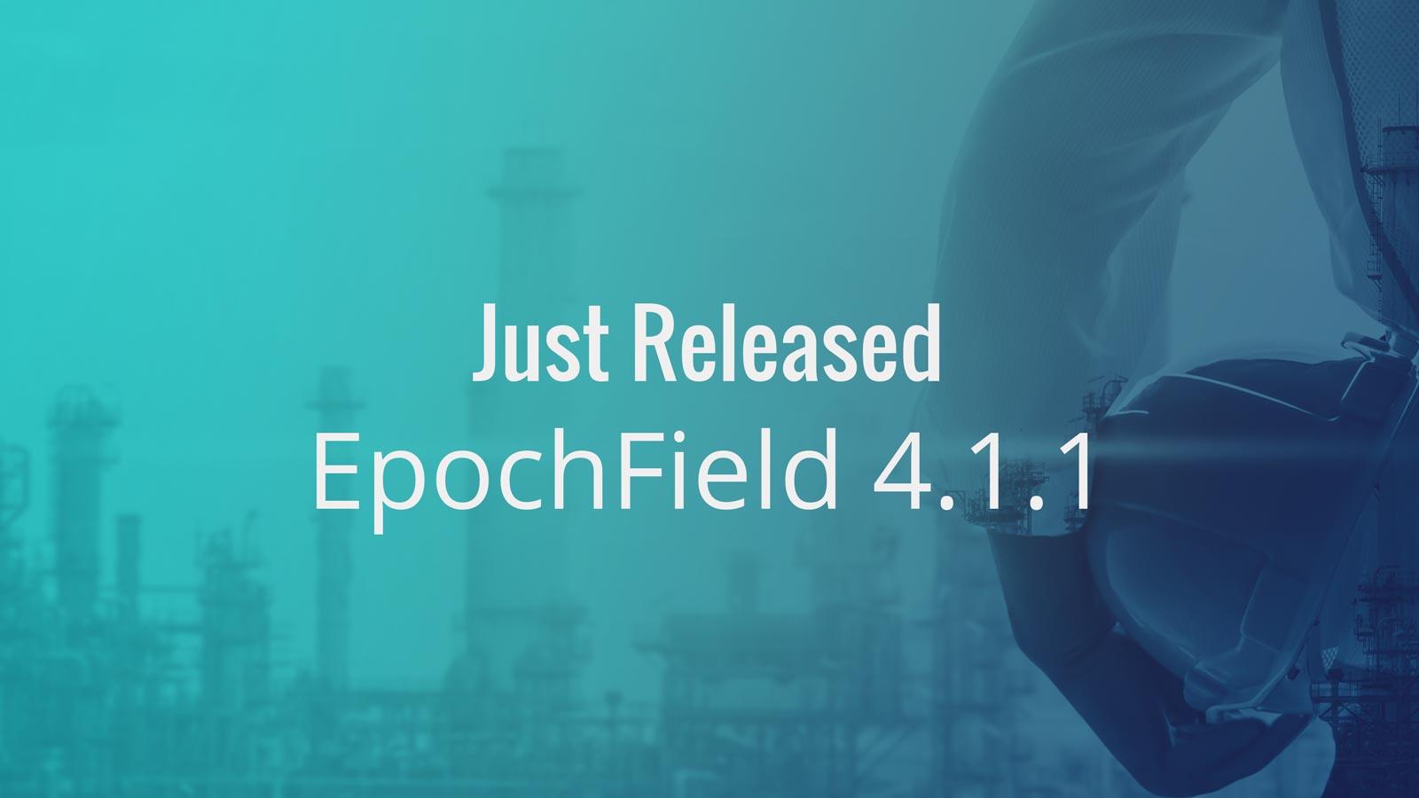 EpochField 4.1.1 – Update