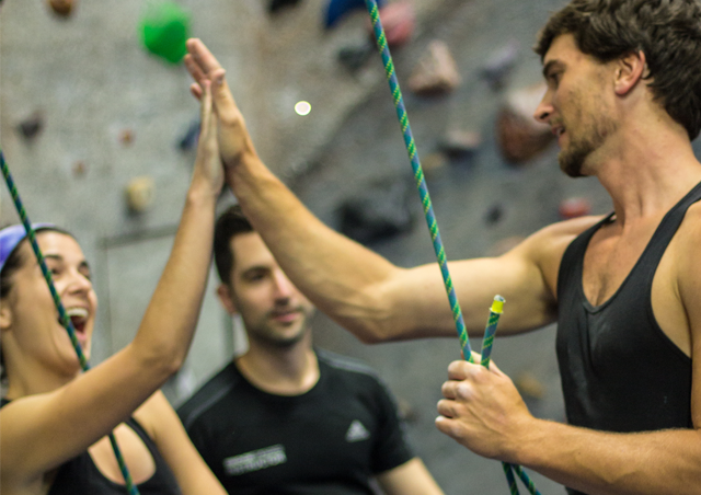 Rockreation Los Angeles | Los Angeles' Premiere Rock Climbing Gym