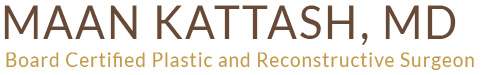 Dr. Maan Kattash – Los Angeles Plastic Surgery Logo
