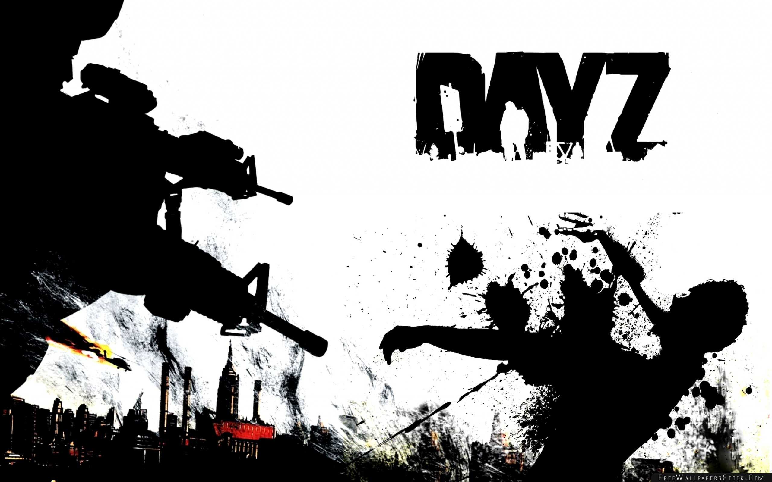Download Free Wallpaper Dayz Day   Zombie Arma Weapons Survival