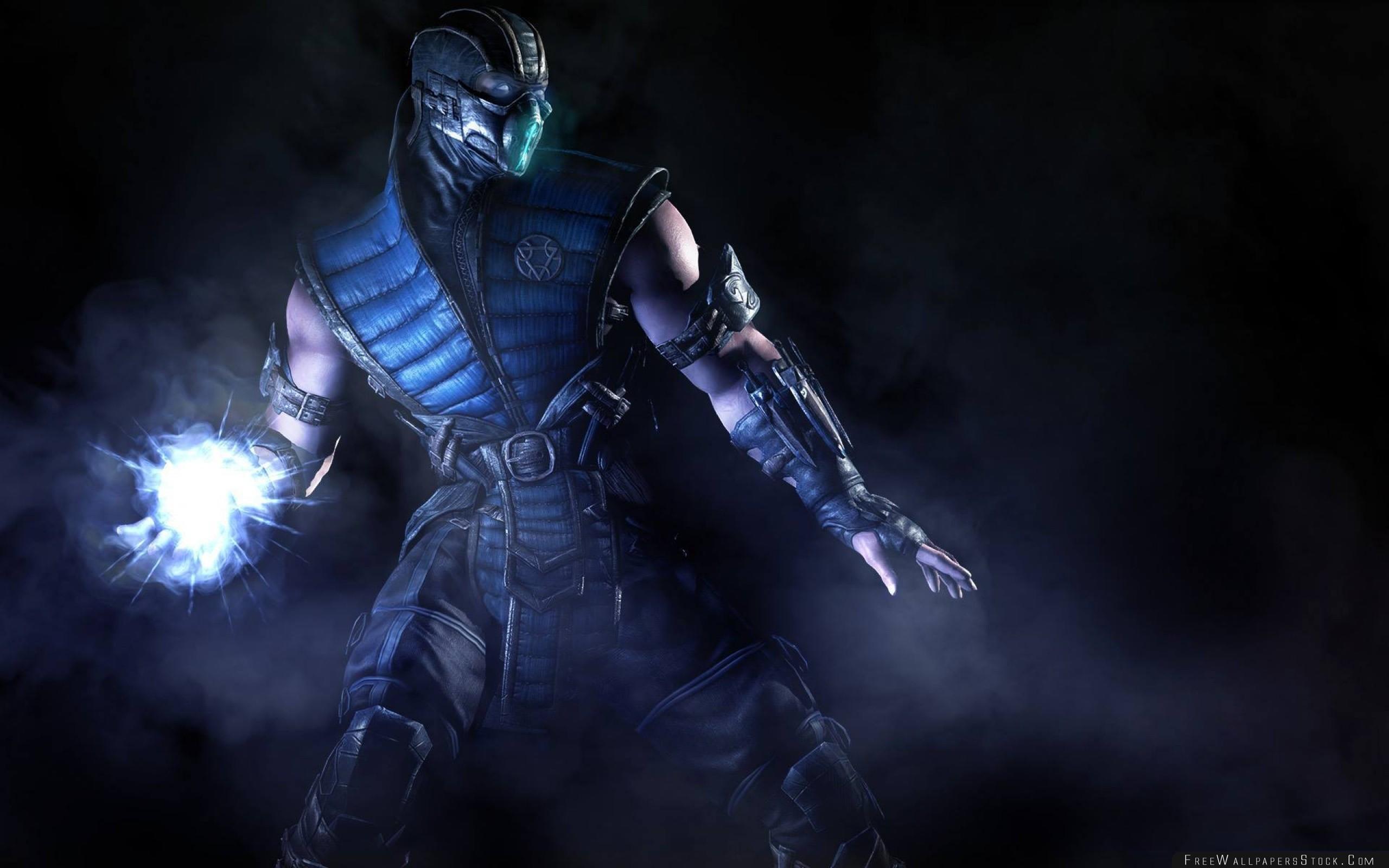 Download Free Wallpaper Mortal Kombat   Netherrealm Studios Sub Zero Warner Bros Interactive Entertainment
