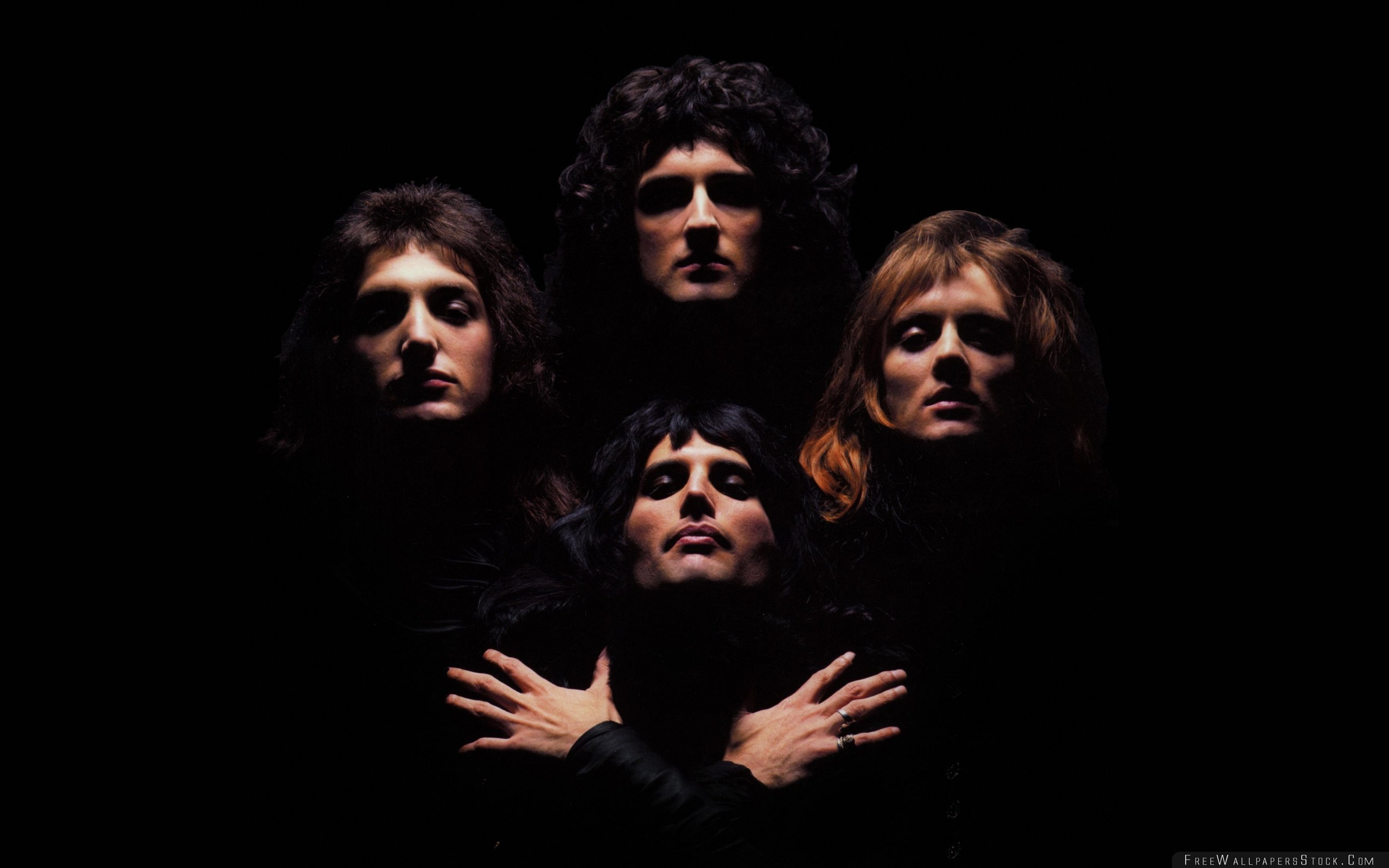 Download Free Wallpaper Queen Group Bohemian Rhapsody Celebrities