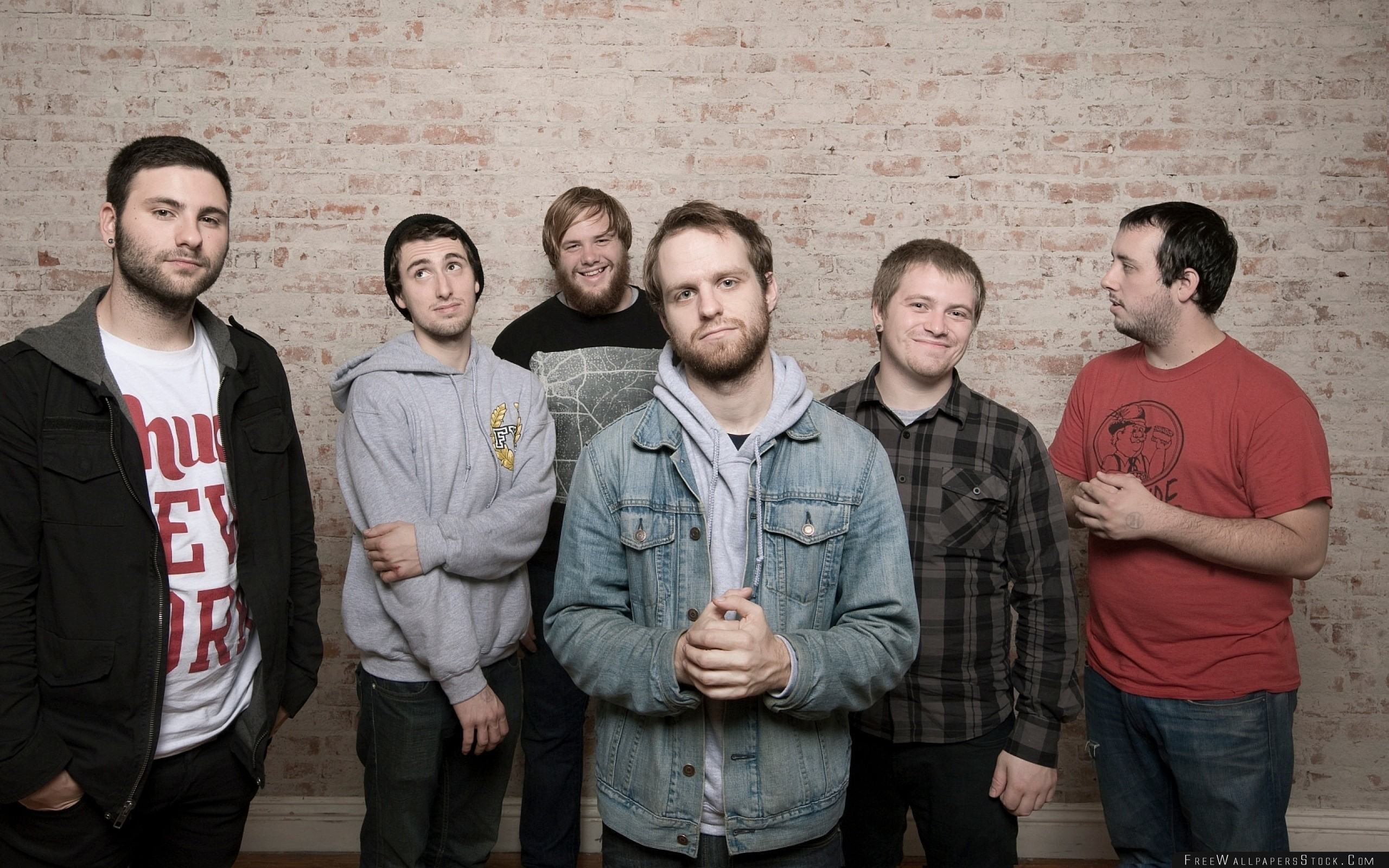 Download Free Wallpaper The Wonder Years Band Wall Clothes Bristle