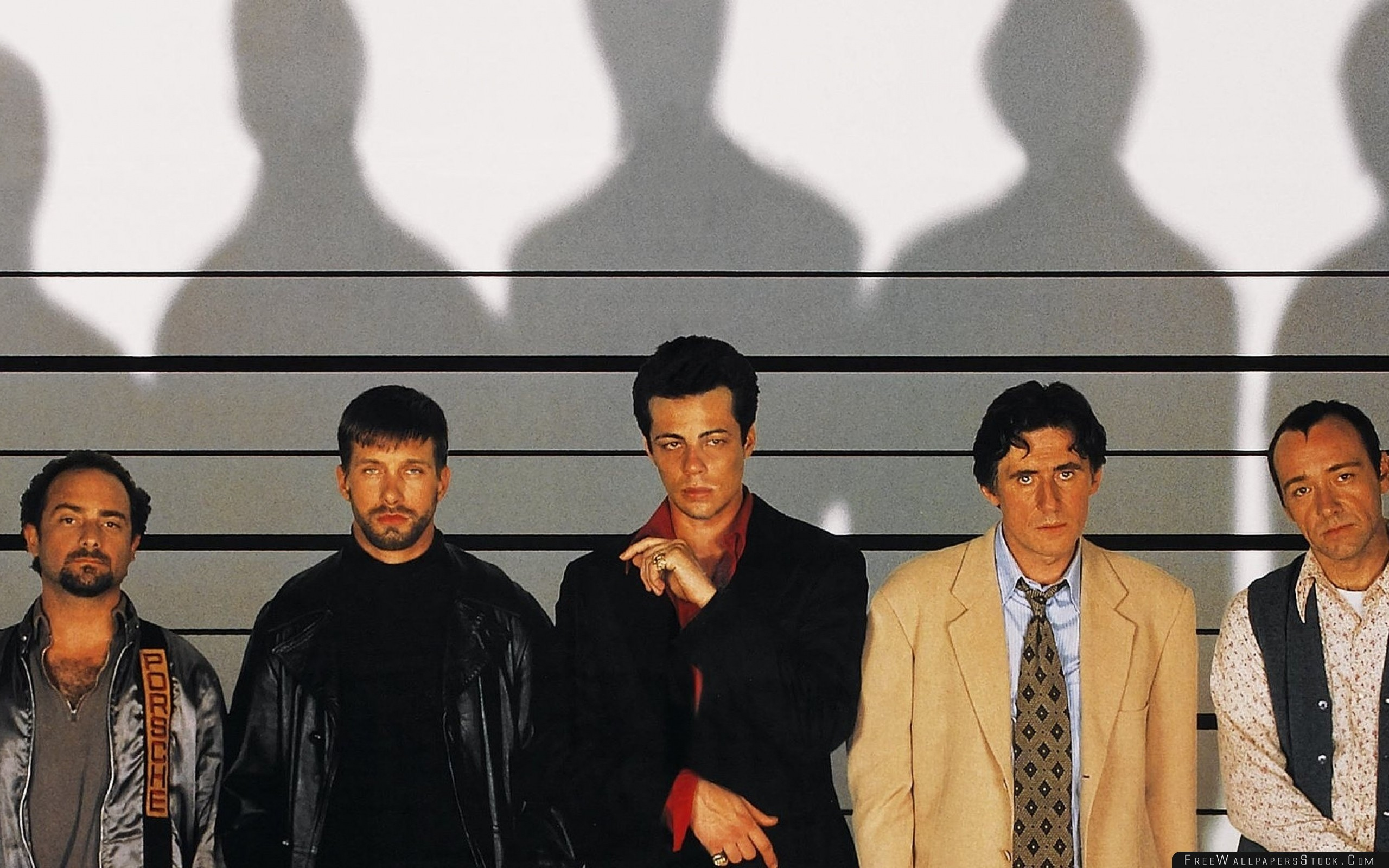 Download Free Wallpaper Usual Suspects Faces Mans People