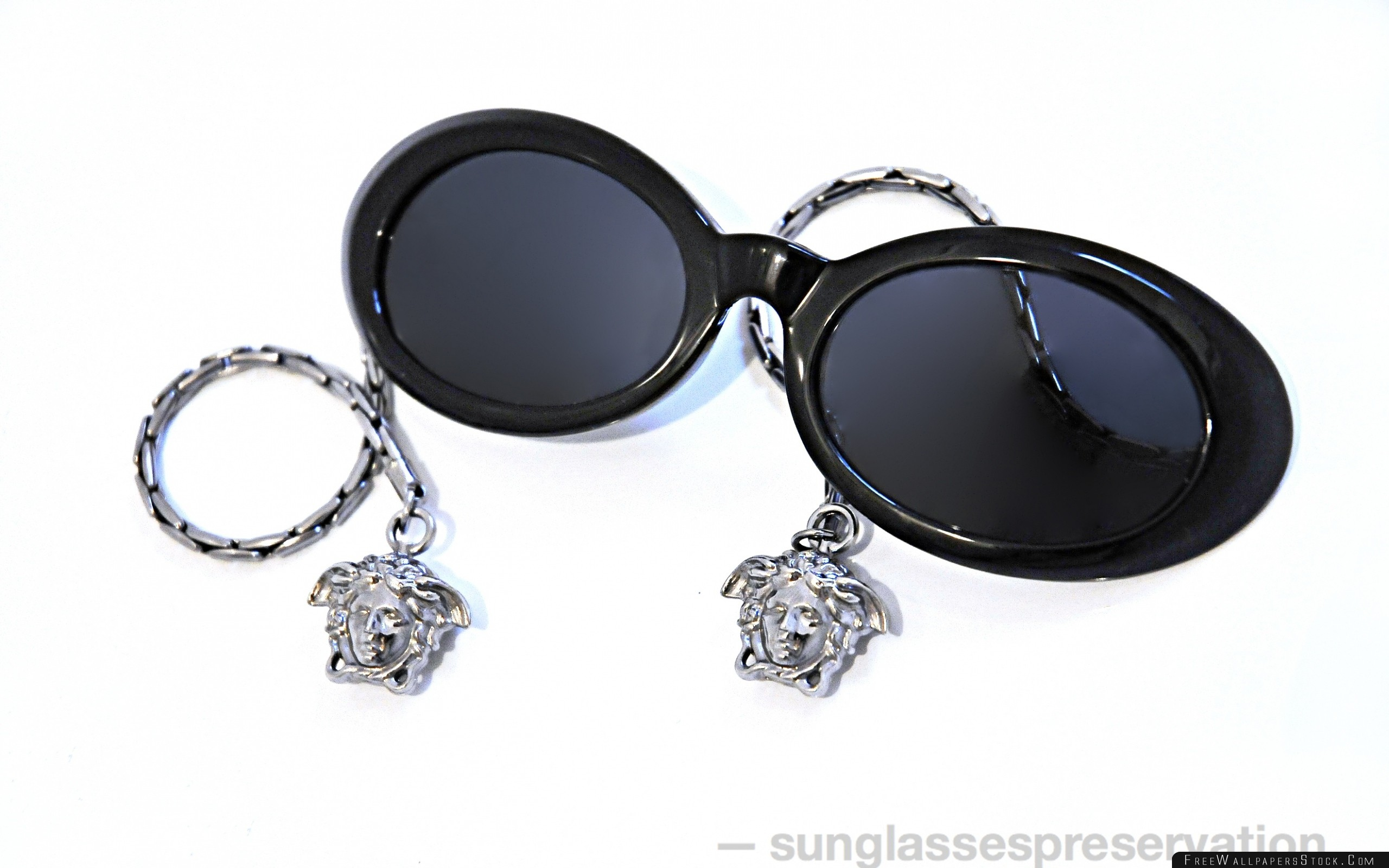 Download Free Wallpaper Versace Sunglasses Style Quality