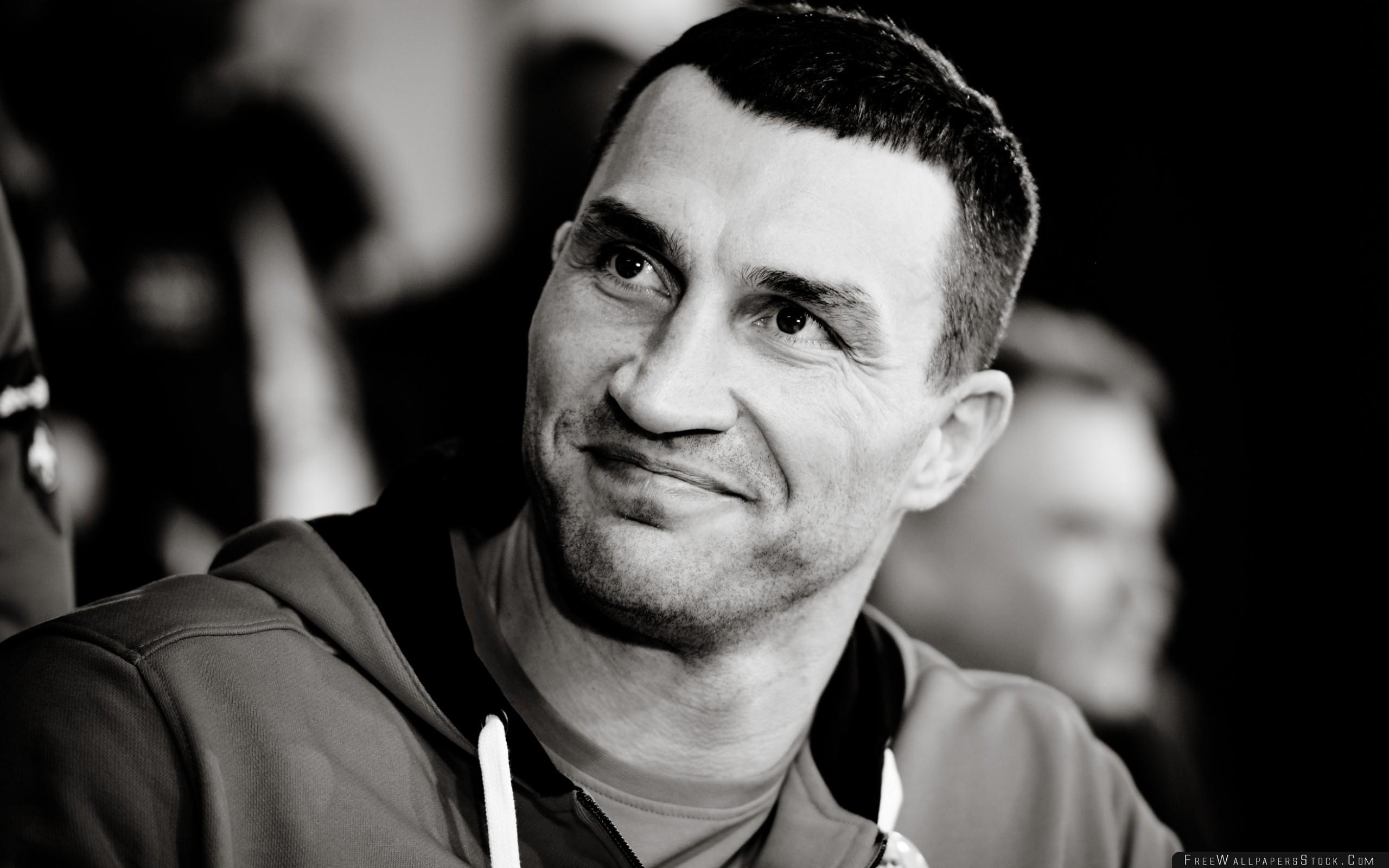 Download Free Wallpaper Wladimir Klitschko Boxer Smile Face Male
