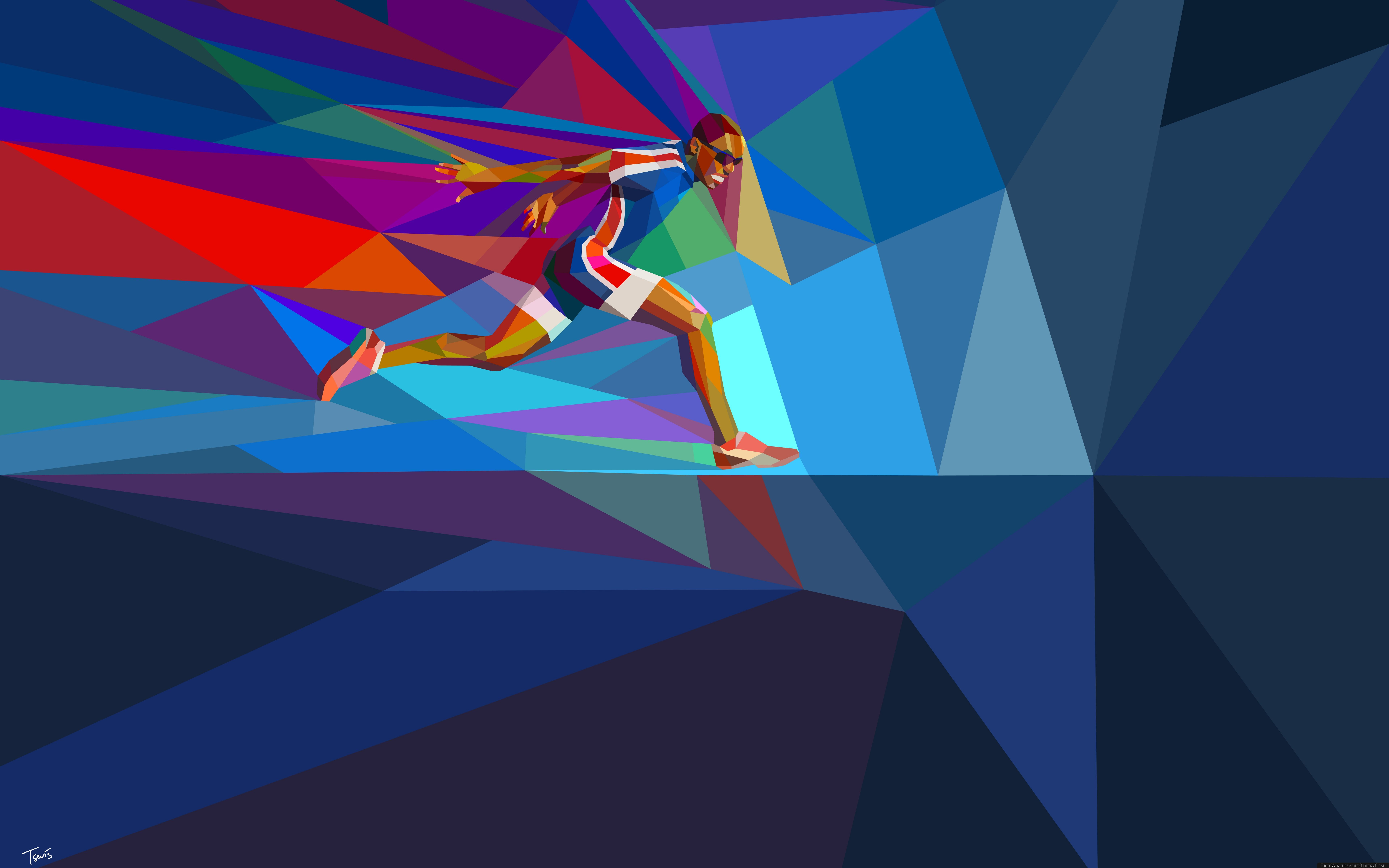 Download Free Wallpaper Male Olympic Runner