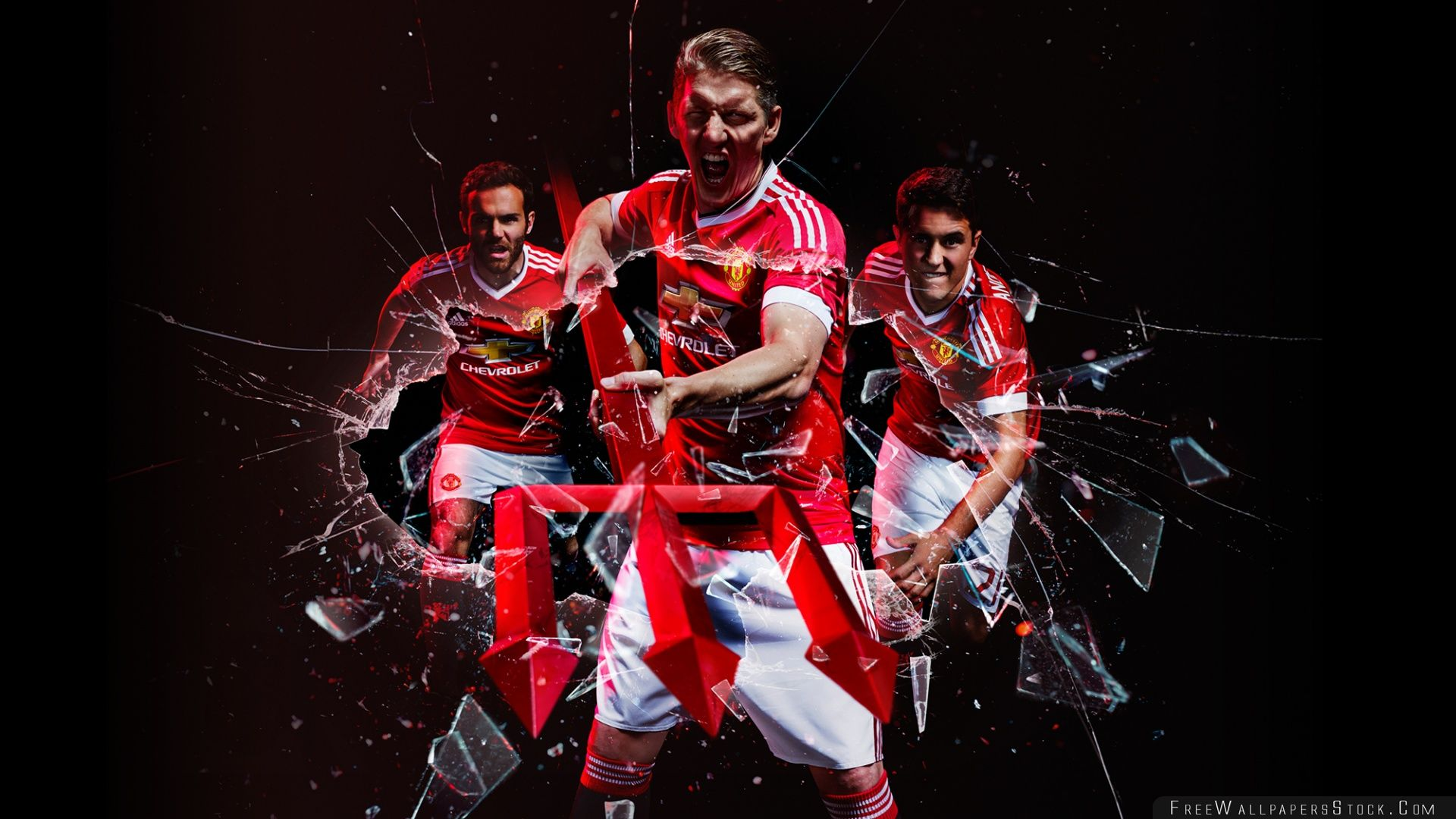 Download Free Wallpaper Manchester United New   Shirt Adidas