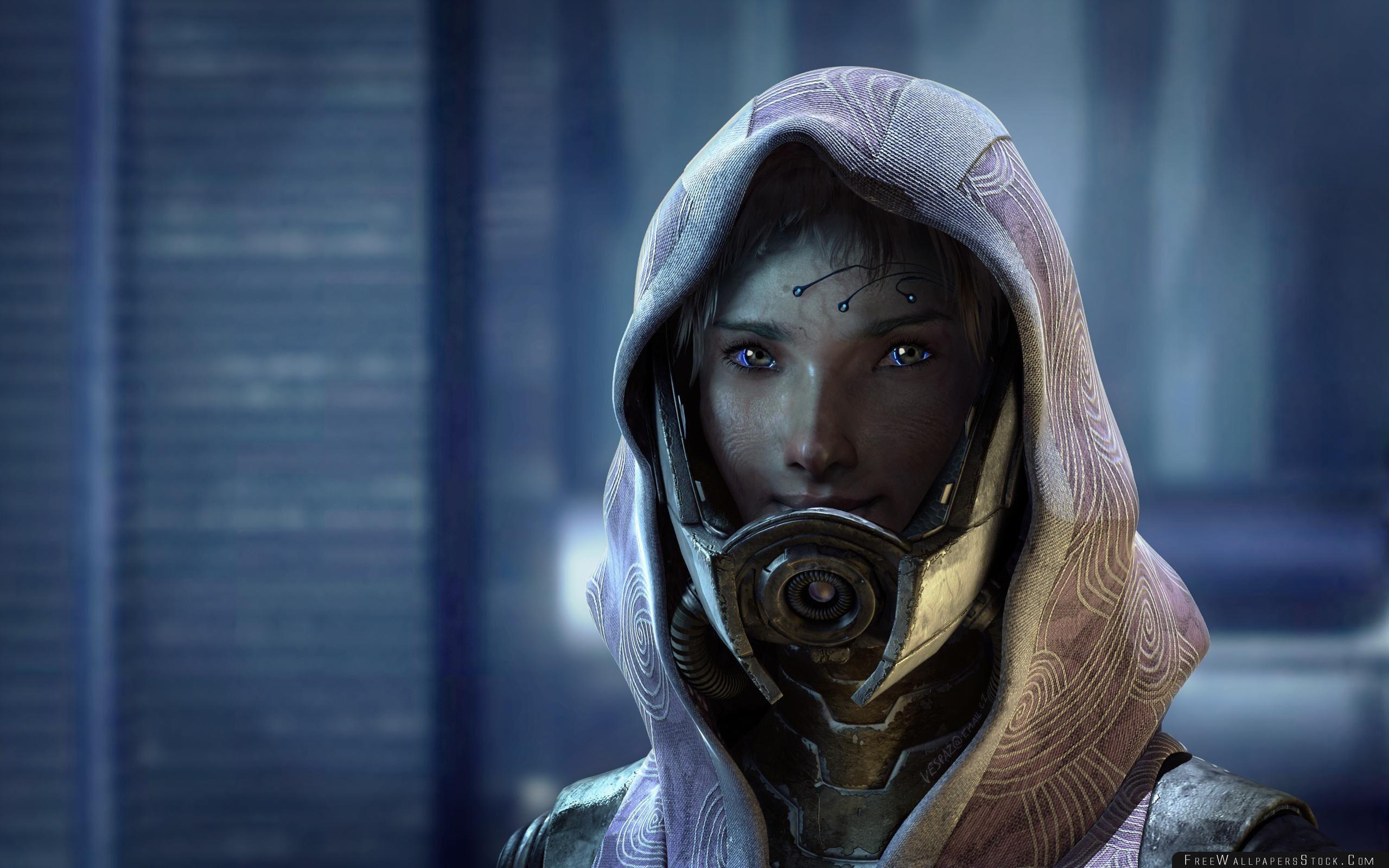 Download Free Wallpaper Mass Effect