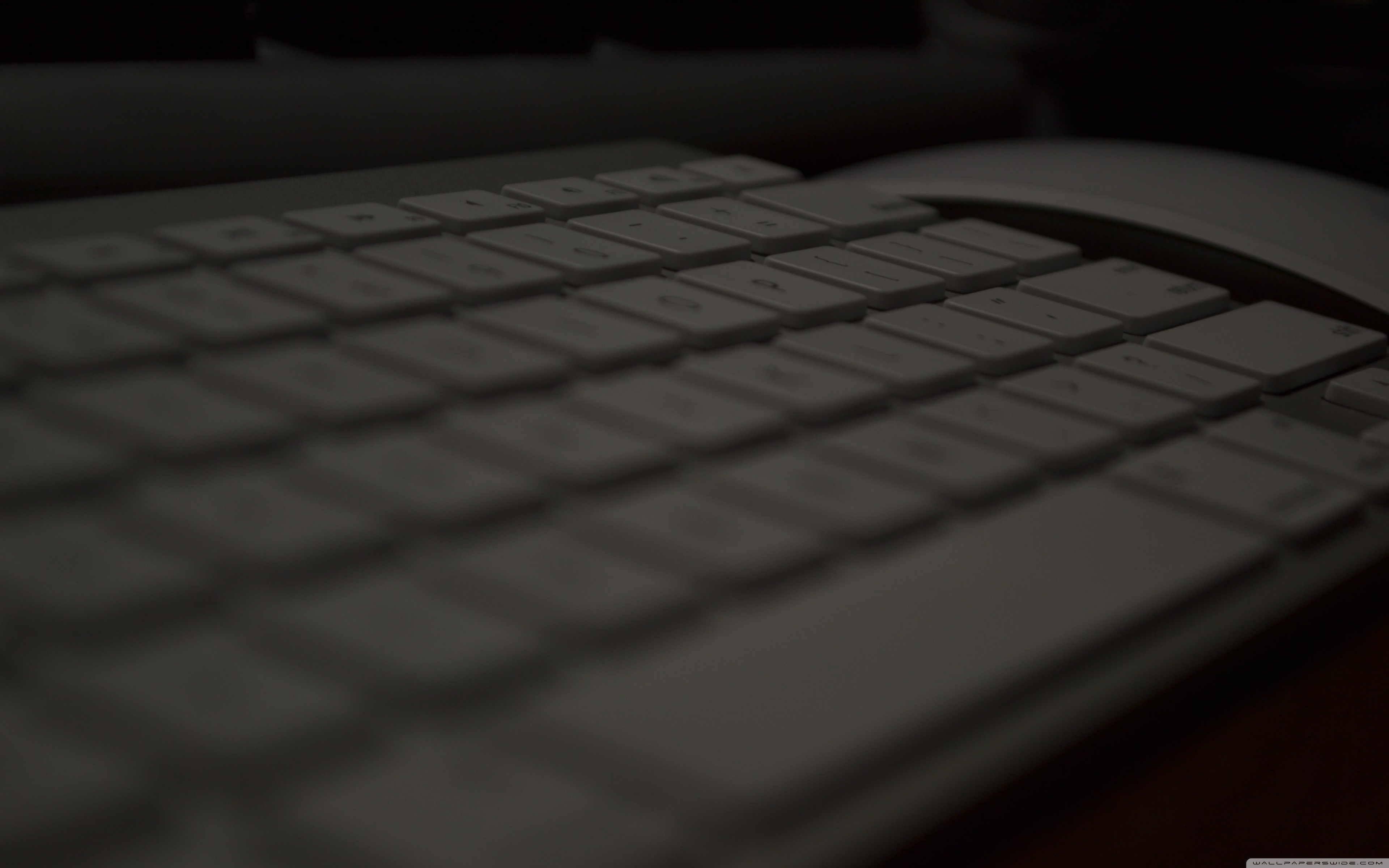 Download Free WallpaperApple Keyboard And Mouse