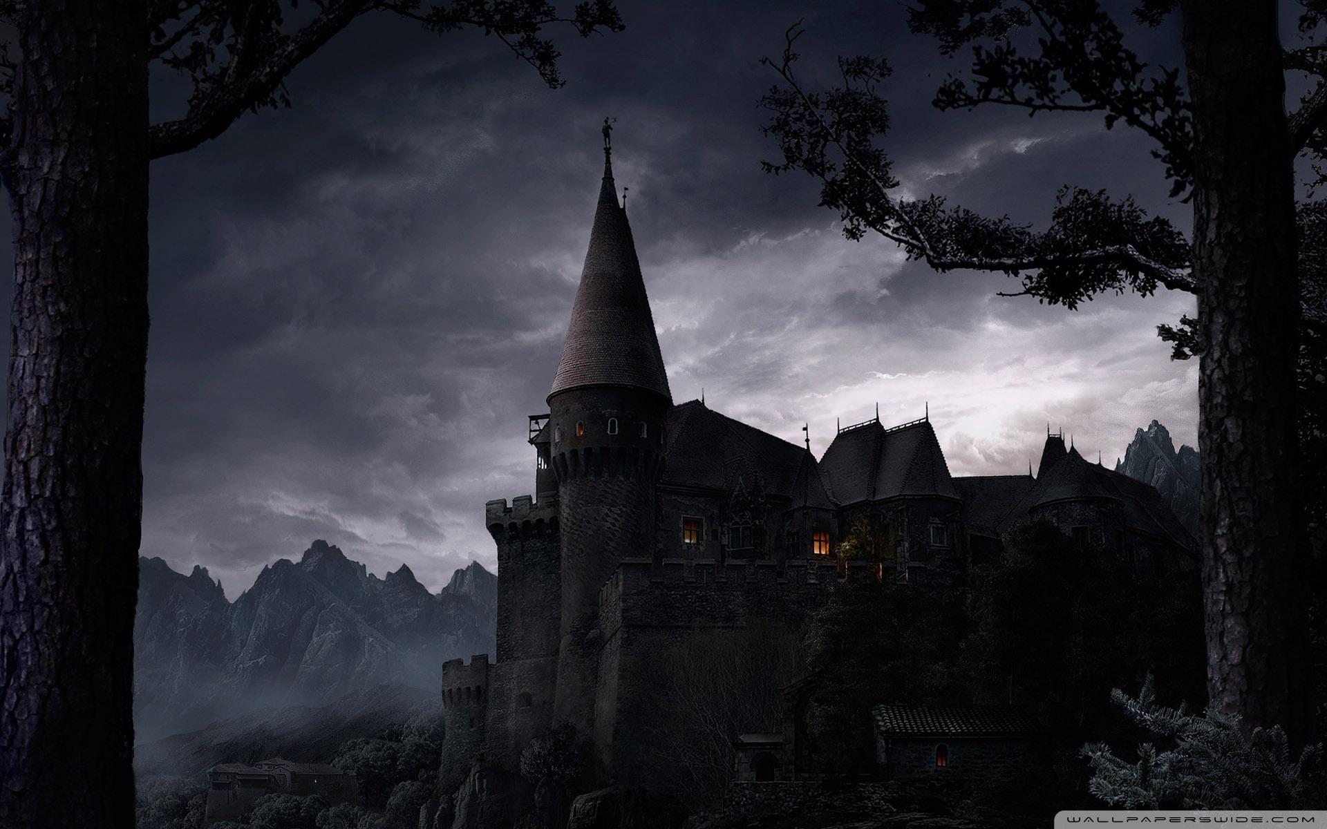 Download Free WallpaperDark Castle