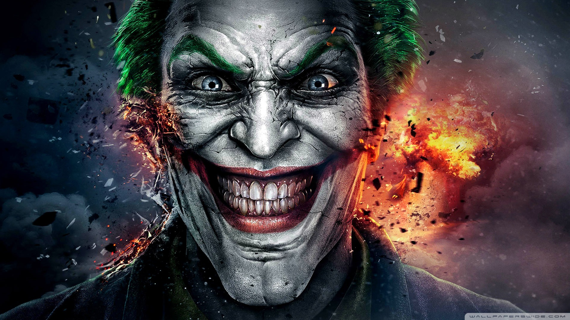 Download Free WallpaperInjustice God Among   Joker Face
