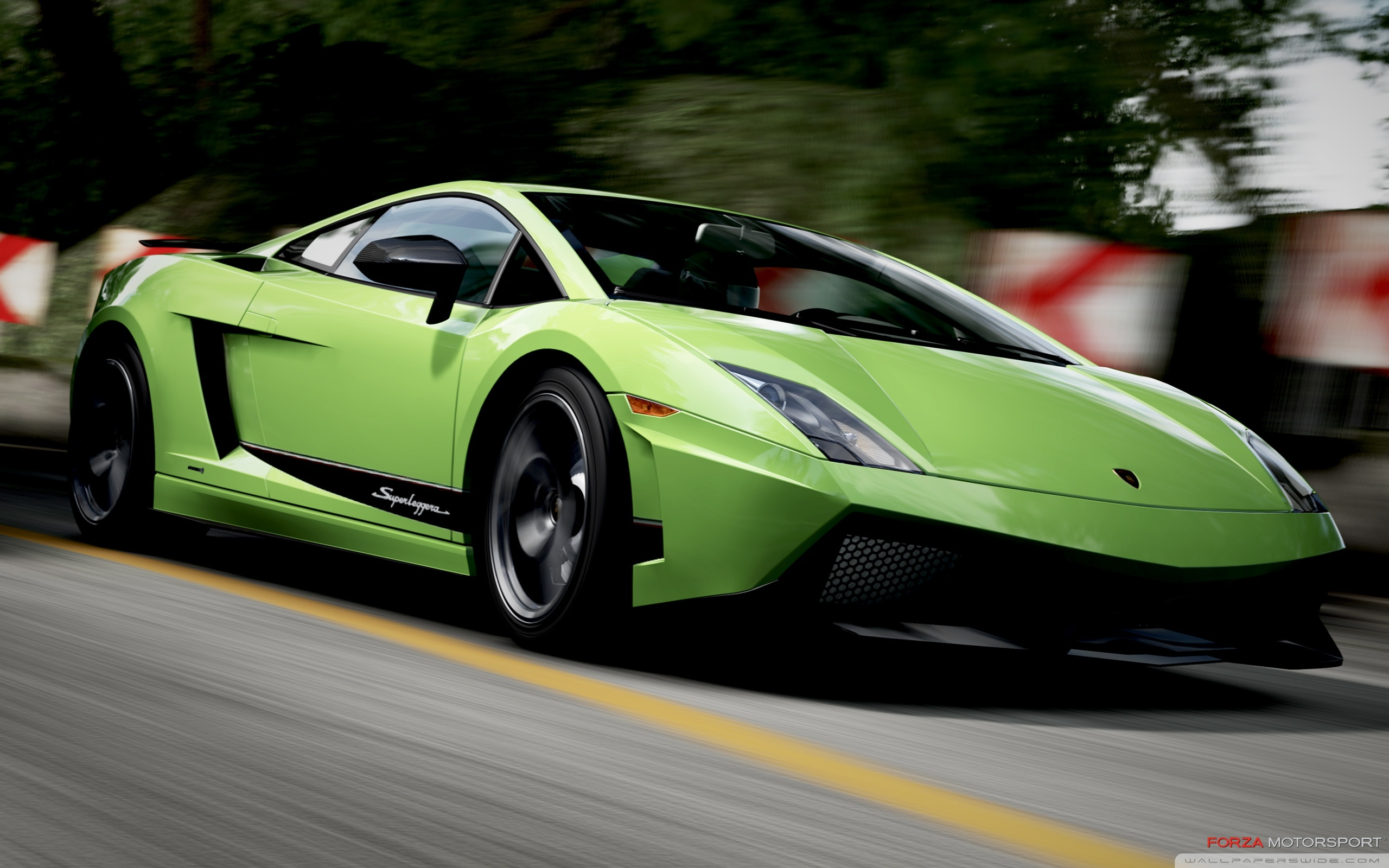 Download Free WallpaperLamborghini Gallardo   Forza Motorsport