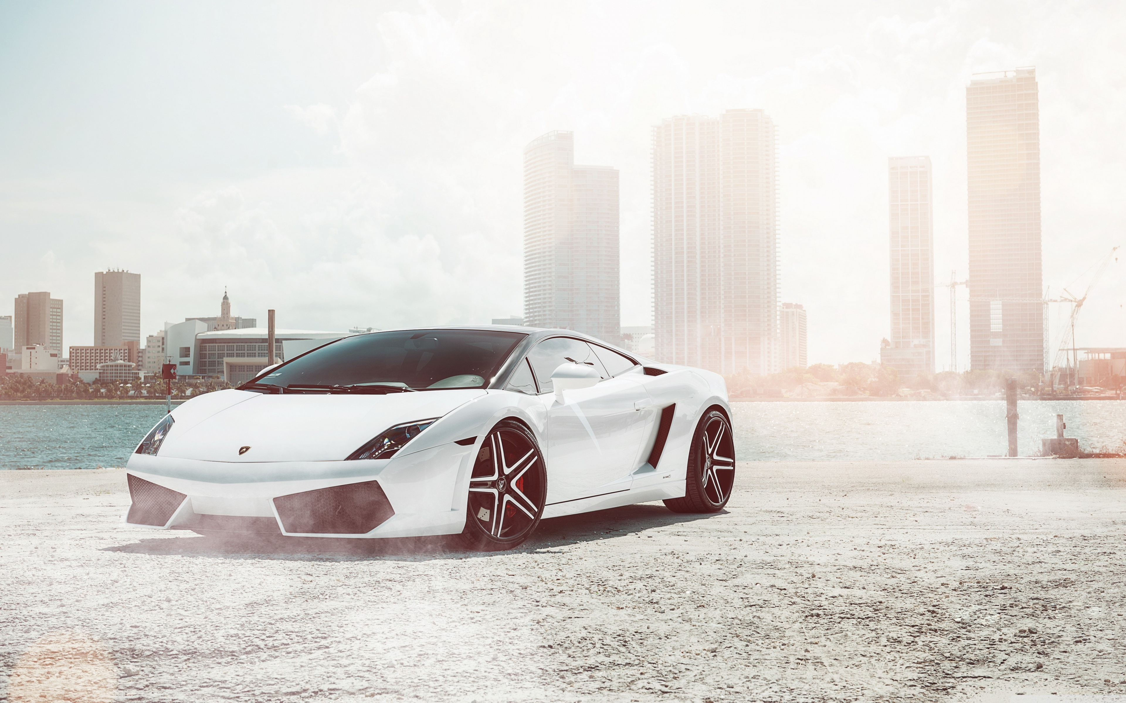 Download Free WallpaperLamborghini Gallardo Supercar