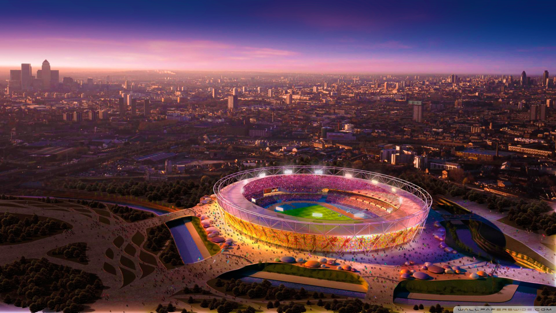 Download Free WallpaperLondon Olympic Games