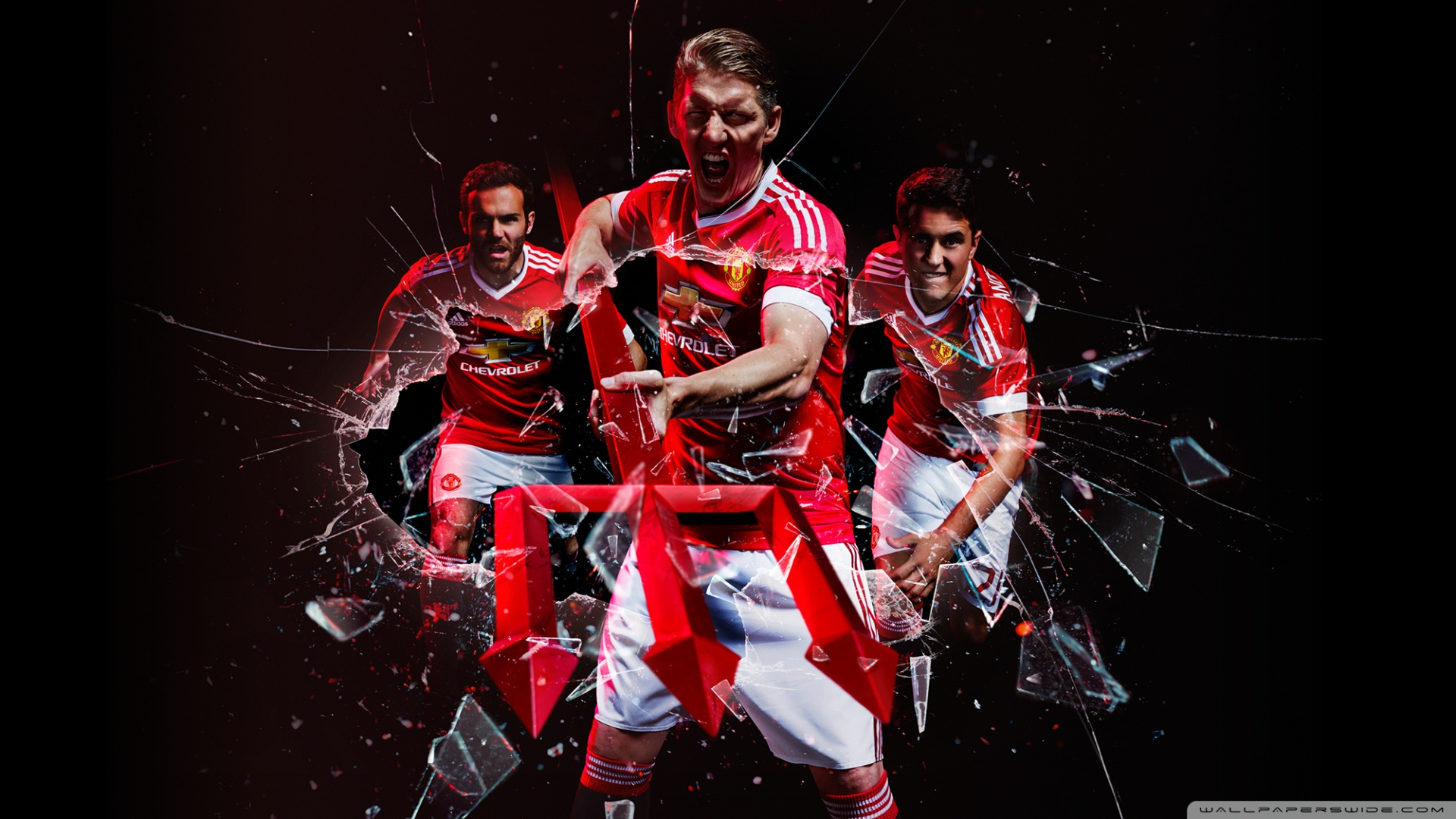 Download Free WallpaperManchester United New   Shirt Adidas
