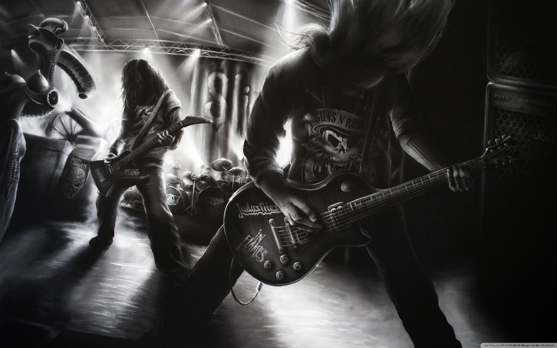 Download Free WallpaperMetal Rock Band