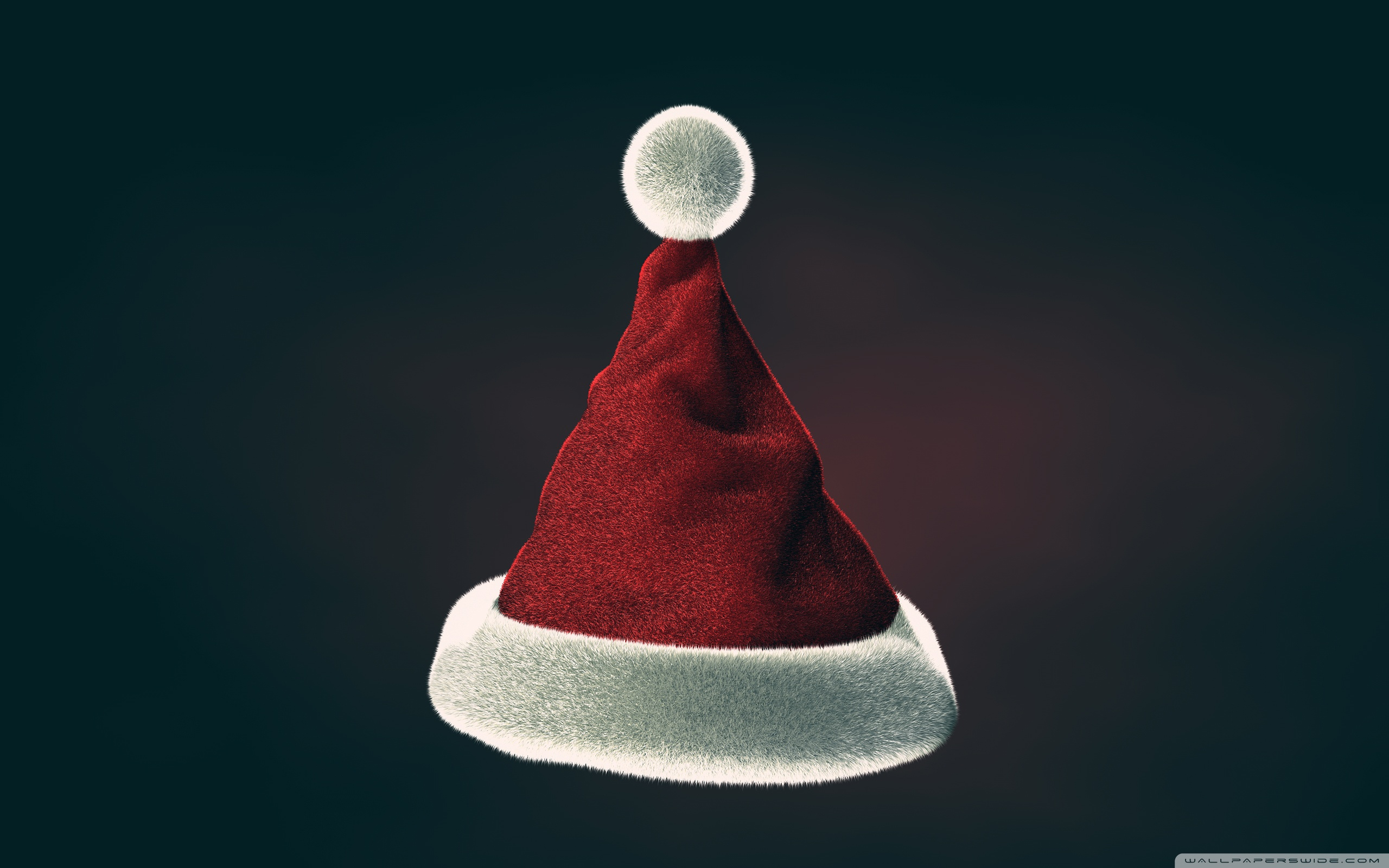Download Free WallpaperSanta Claus Hat