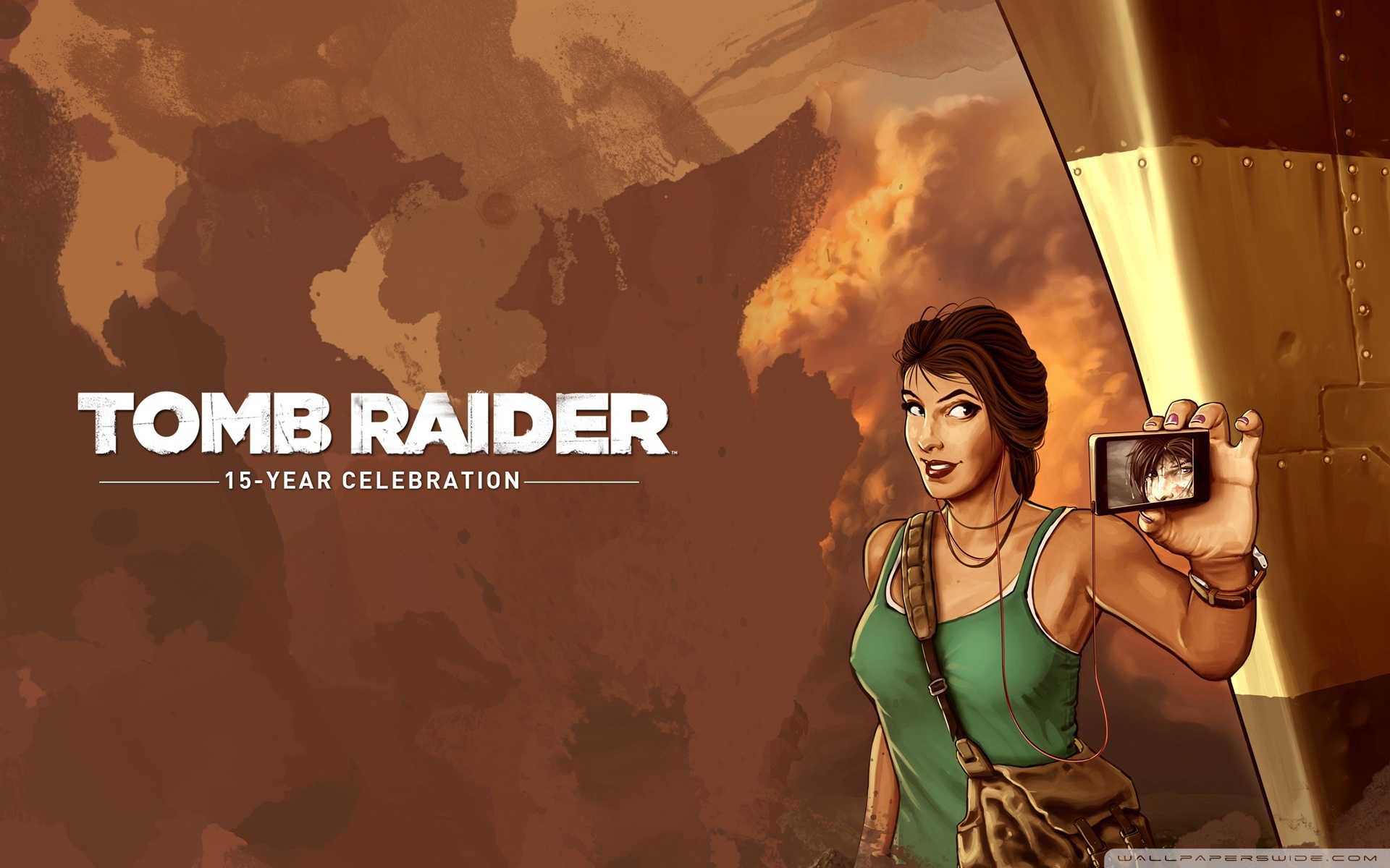 Download Free WallpaperTomb Raider Profile Pic