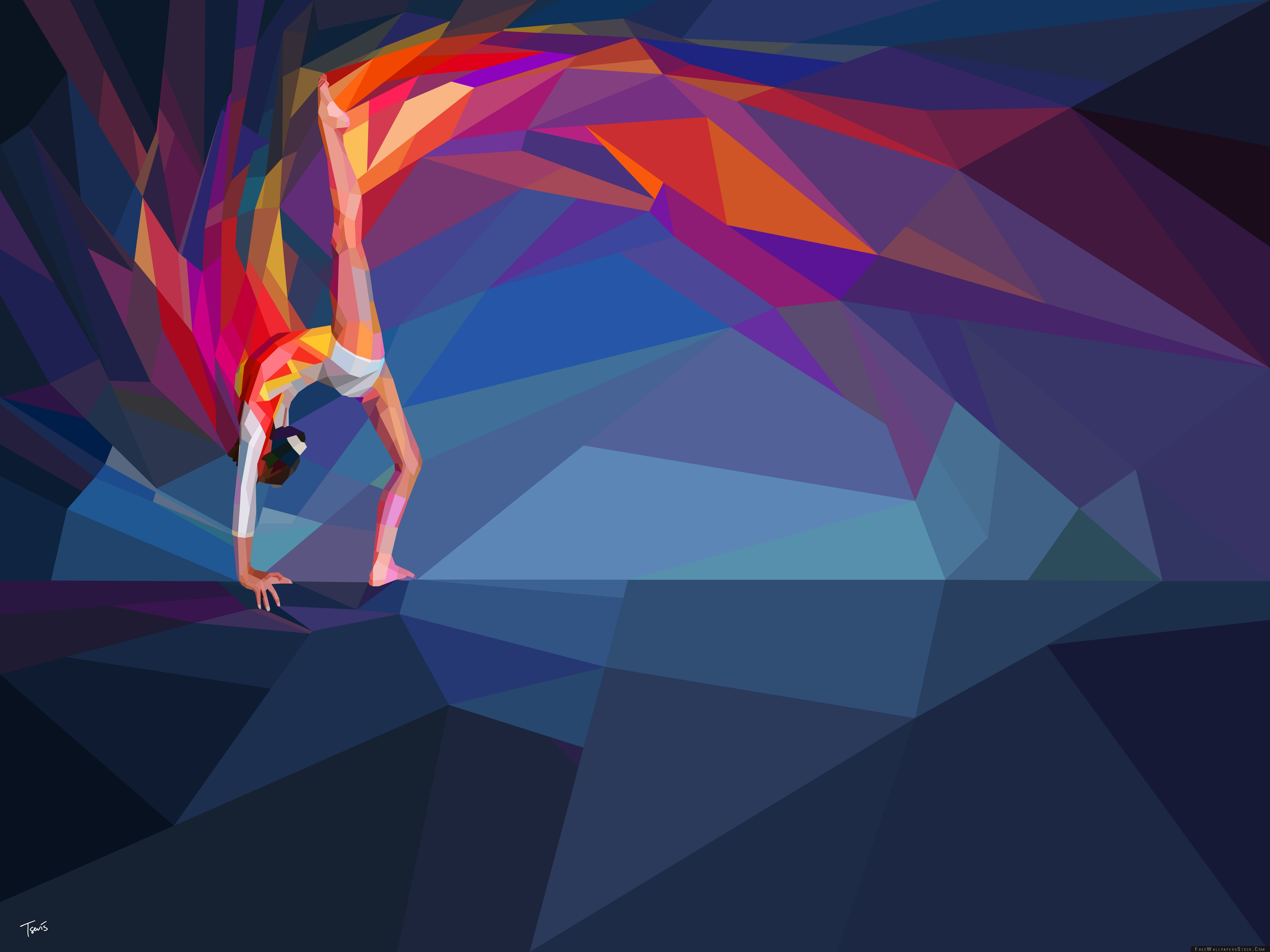 Download Free Wallpaper Olympic Gymnast   Beam