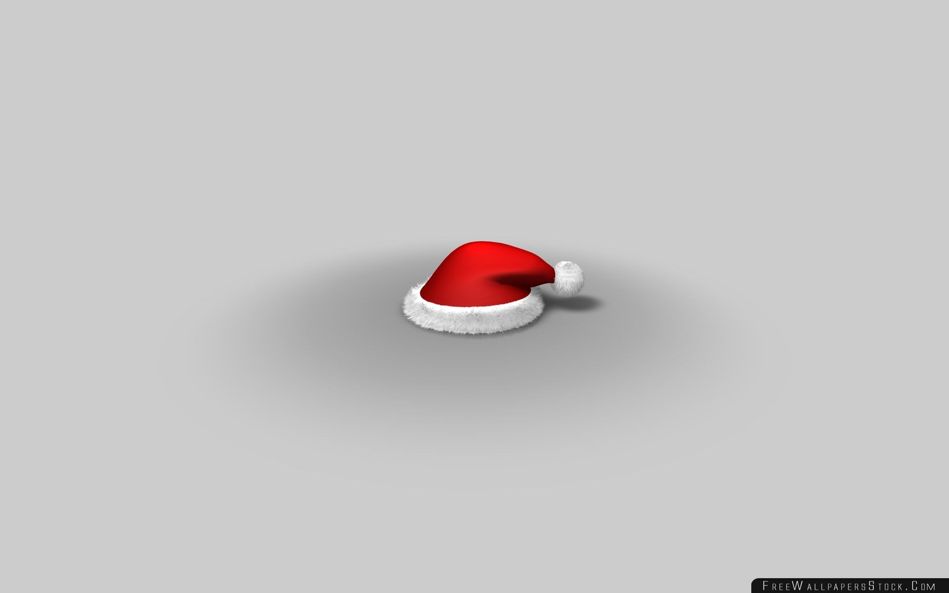 Download Free Wallpaper Santas Hat
