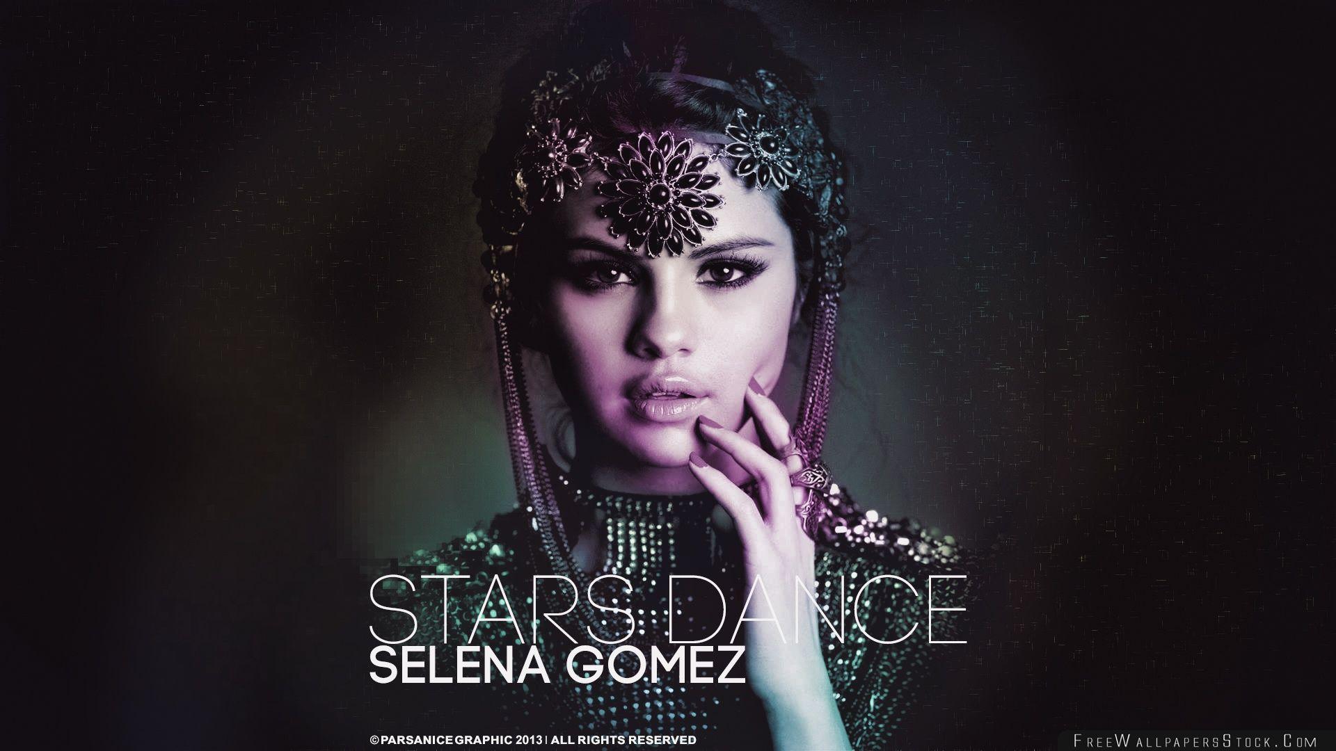 Download Free Wallpaper Selena Gomez Stars Dance
