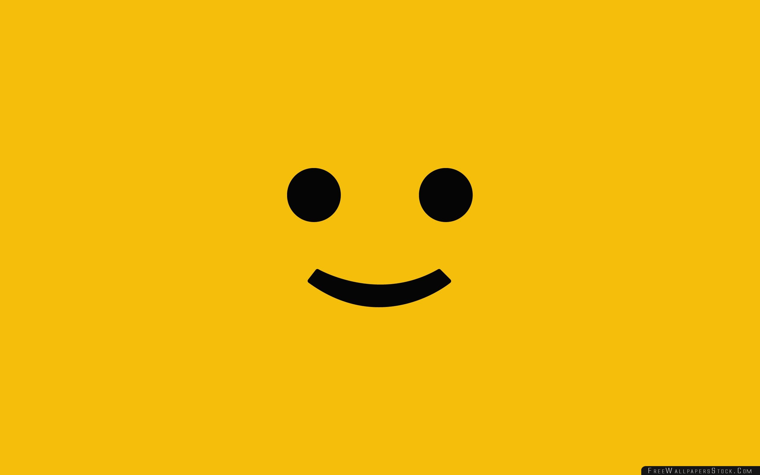 Download Free Wallpaper Smiley Face Background