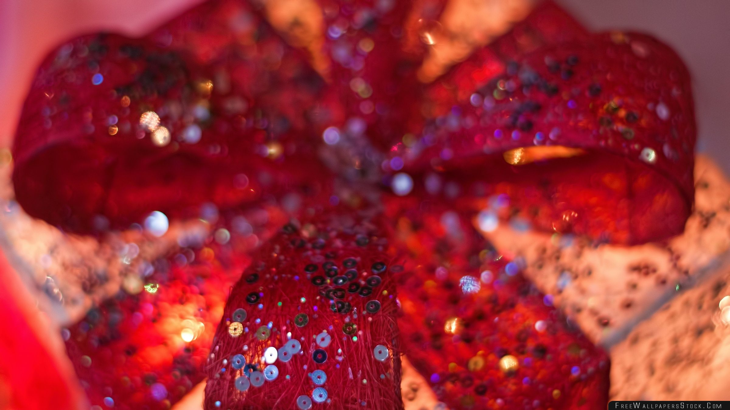 Download Free Wallpaper Sparkly Gift