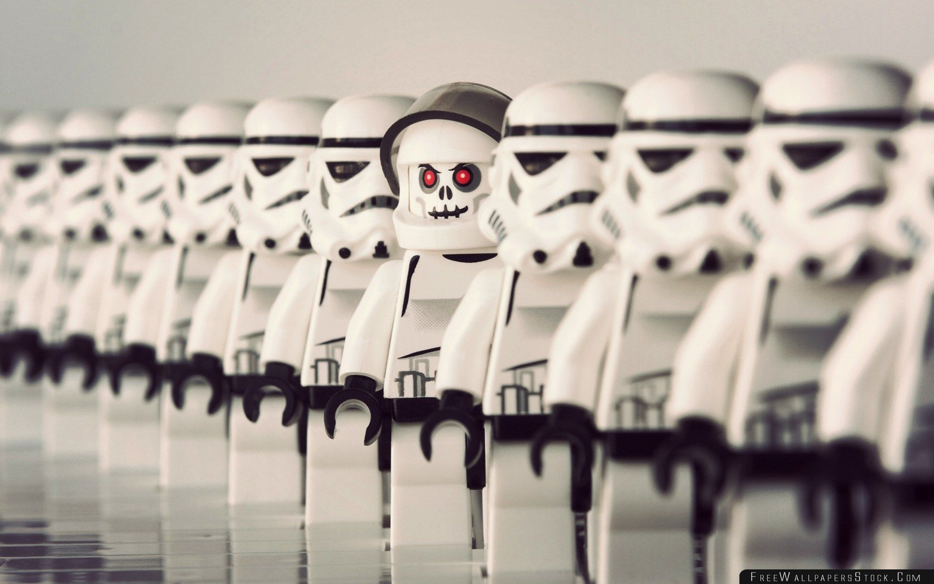 Download Free Wallpaper Stormtroopers Star Wars Lego