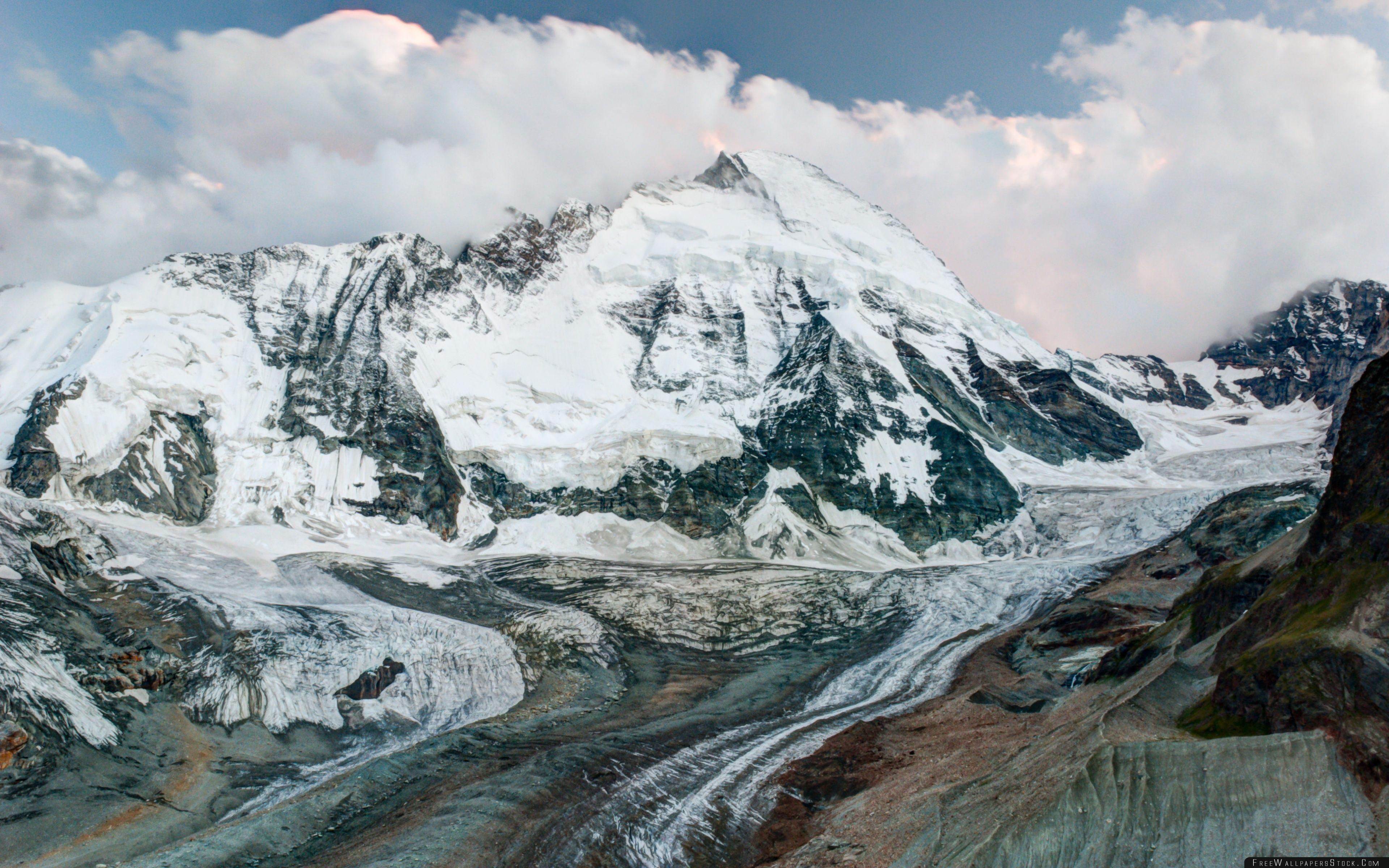 Download Free Wallpaper Switzerland Glacier