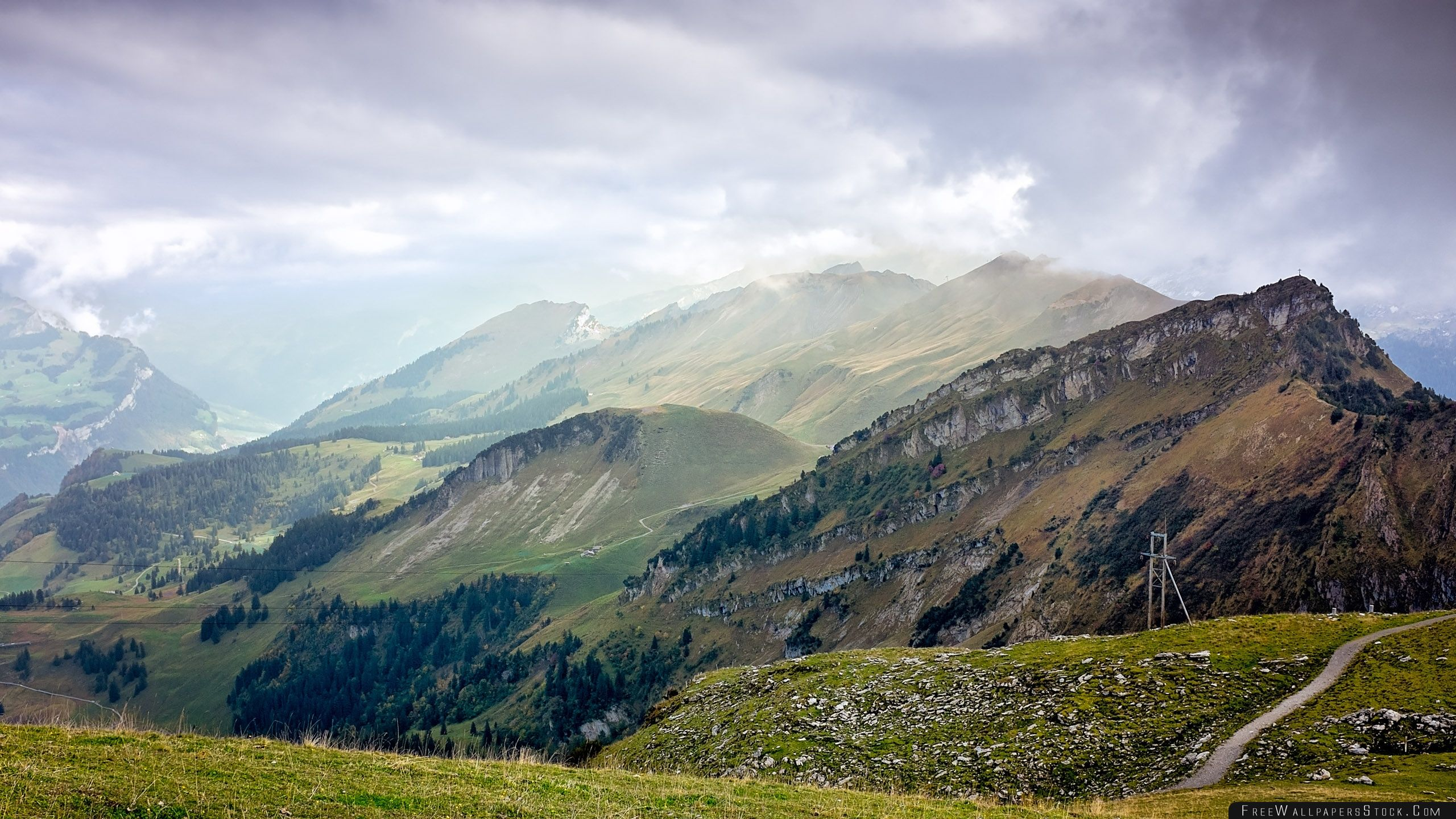 Download Free Wallpaper Switzerland Mountains