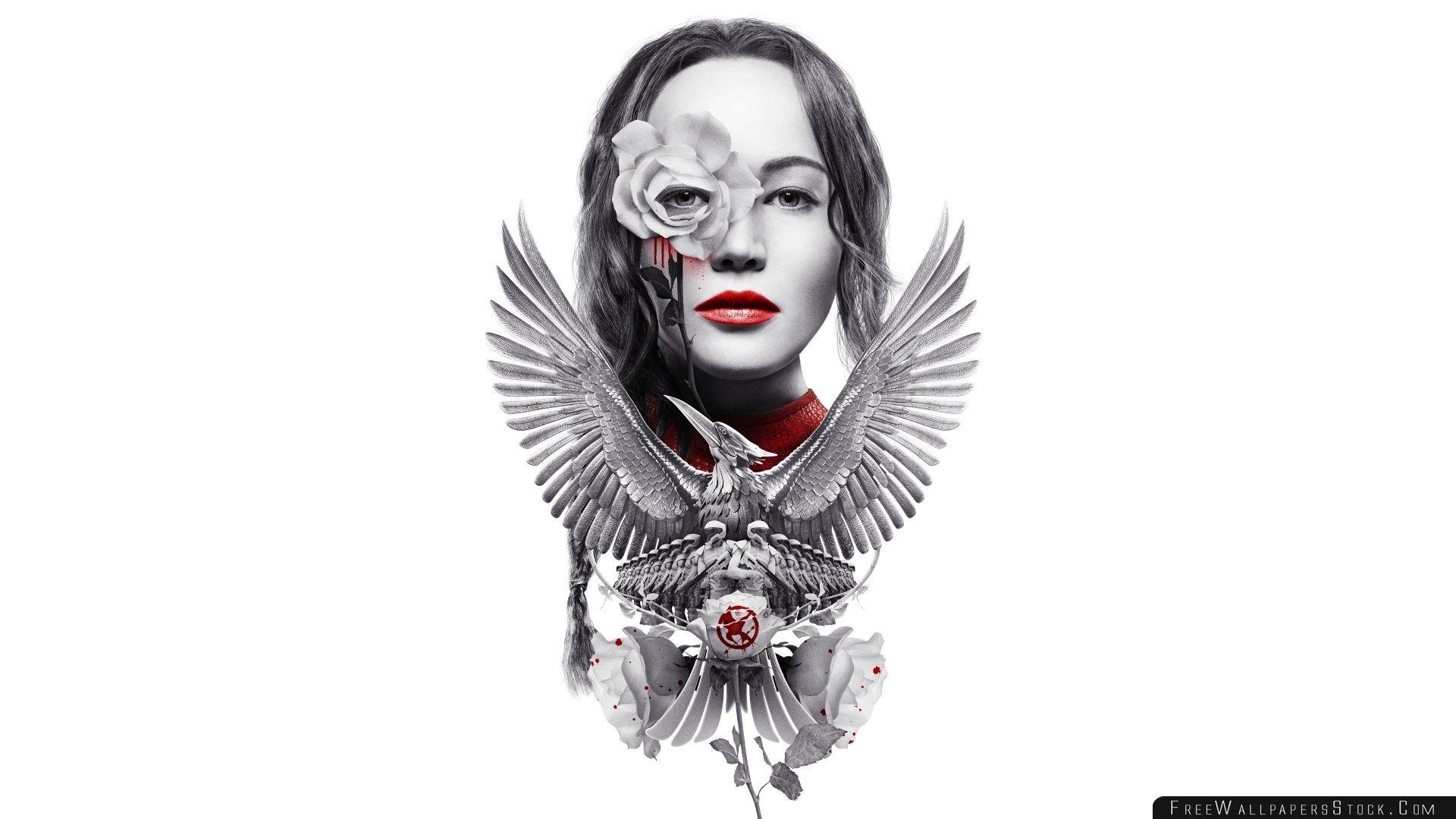 Download Free Wallpaper The Hunger Games Katniss Everdeen