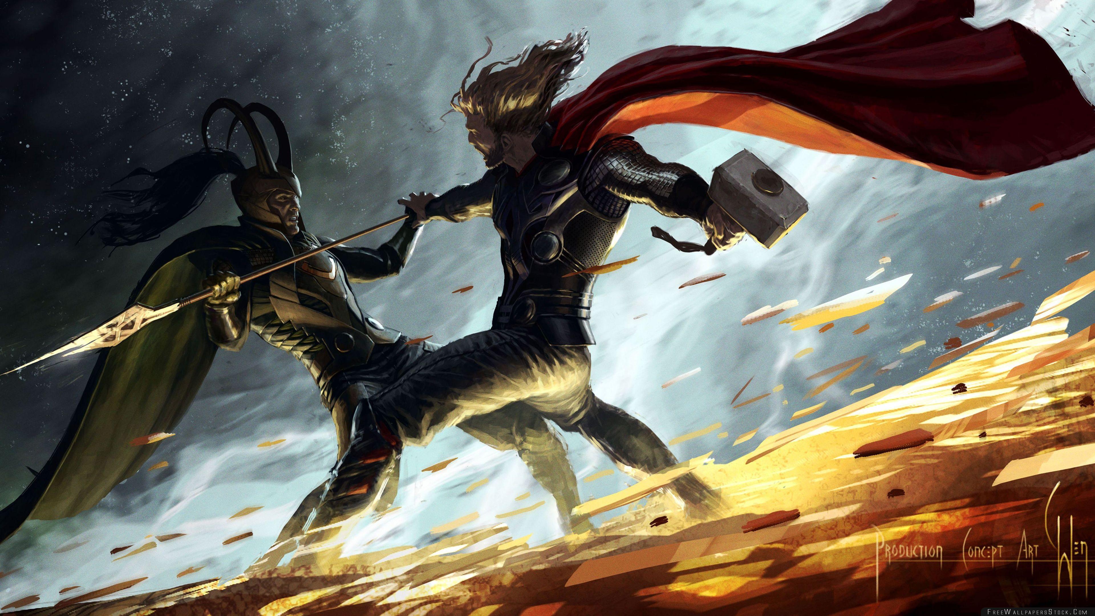 Download Free Wallpaper Thor Movie