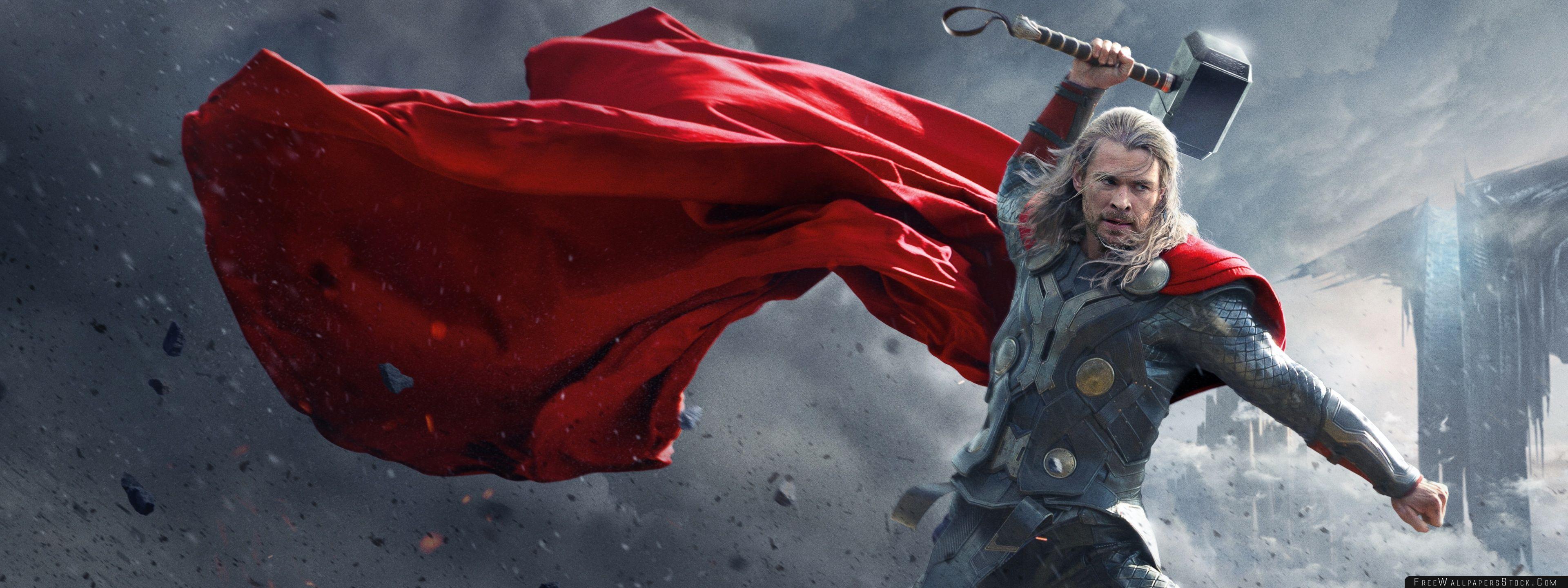 Download Free Wallpaper Thor The Dark World
