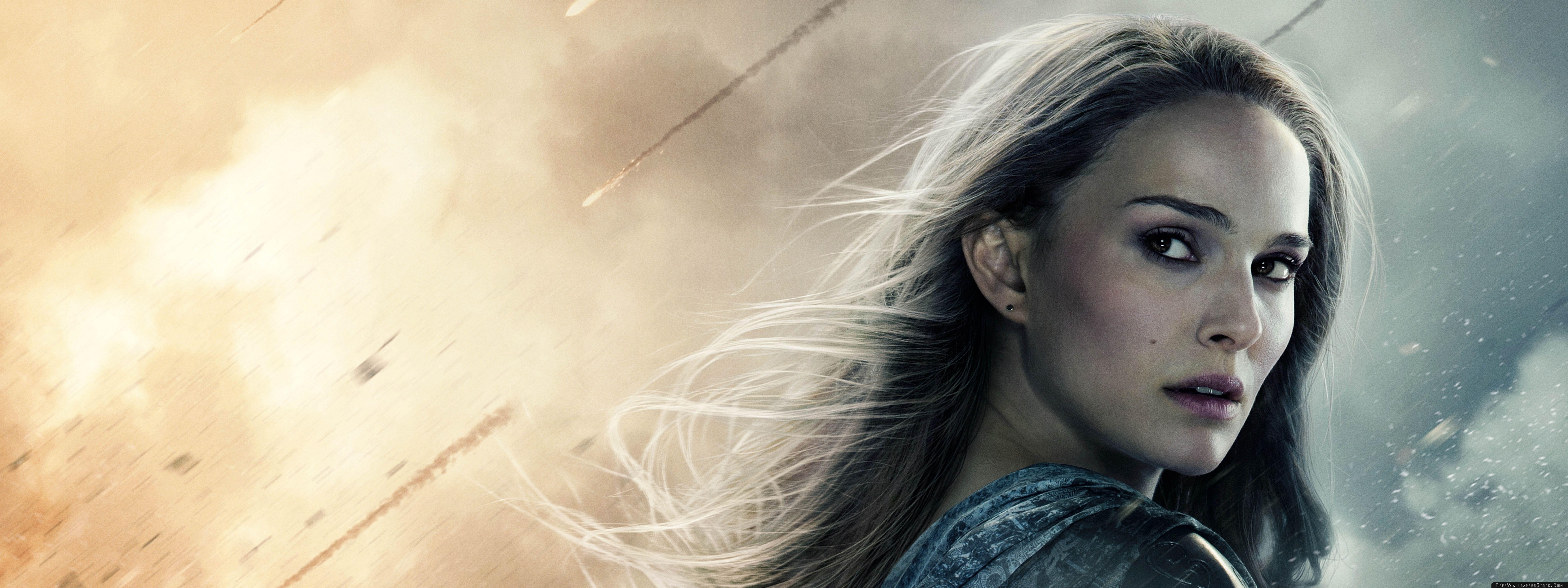 Download Free Wallpaper Thor The Dark World Jane Foster