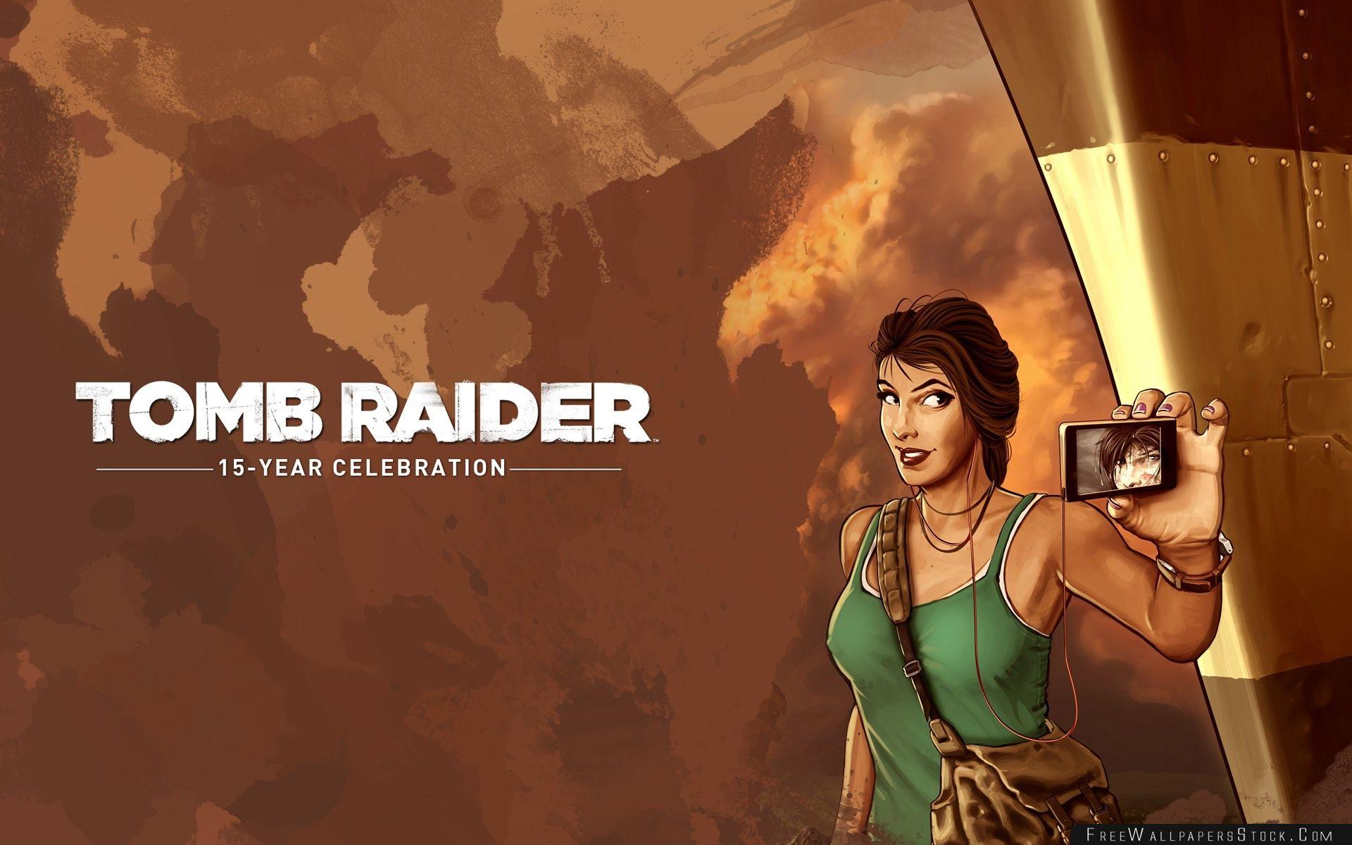 Download Free Wallpaper Tomb Raider Profile Pic