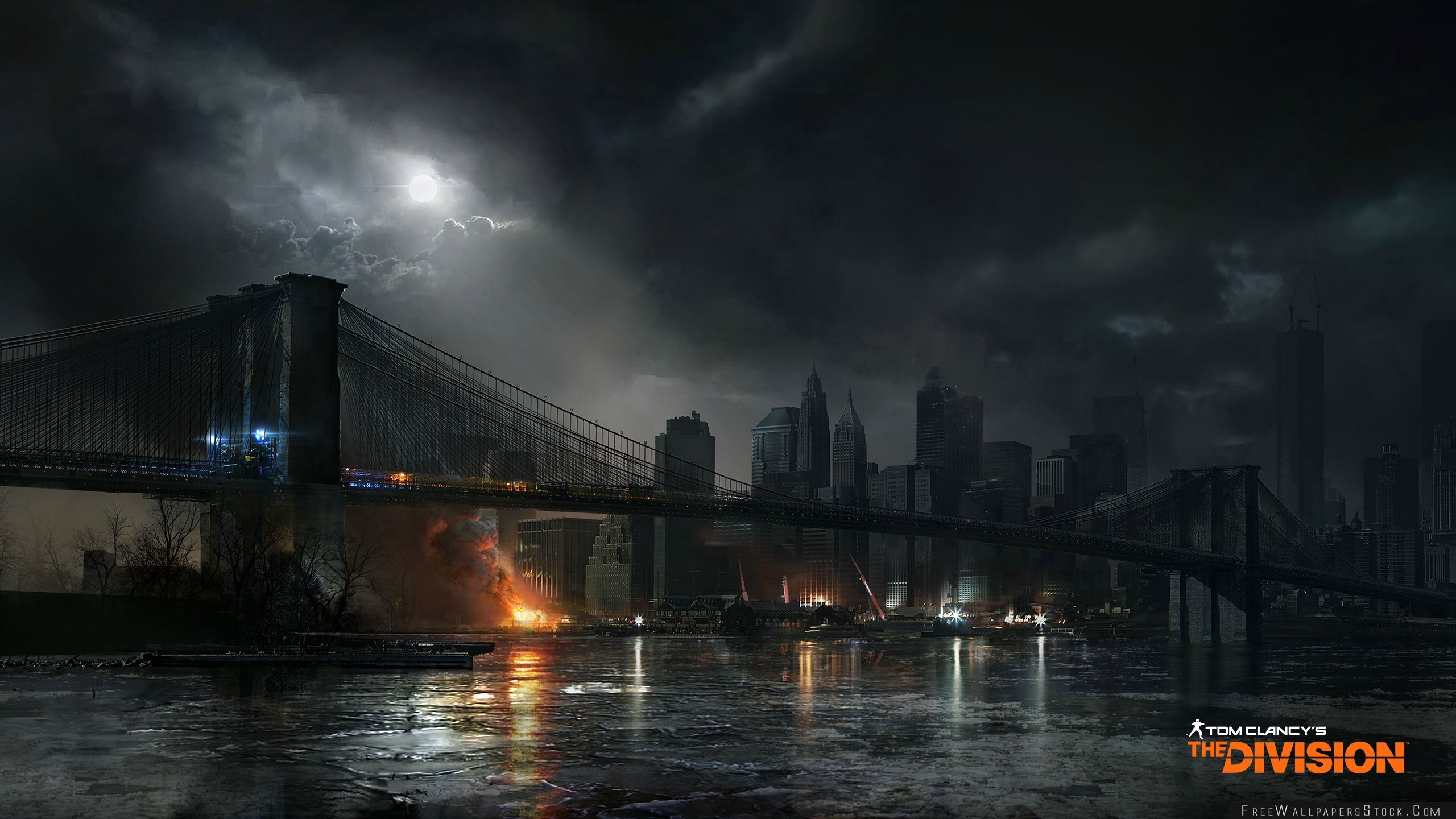 Download Free Wallpaper Tom Clancys The Division Dark Zone Video Game