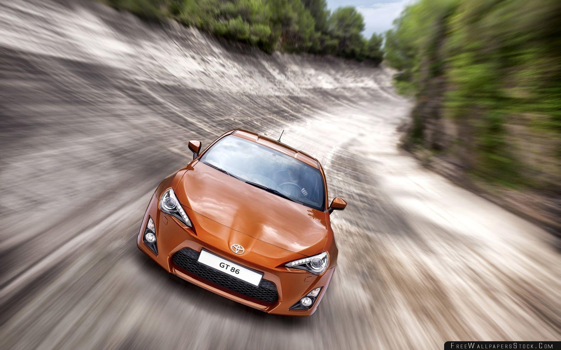 Download Free Wallpaper Toyota   Car