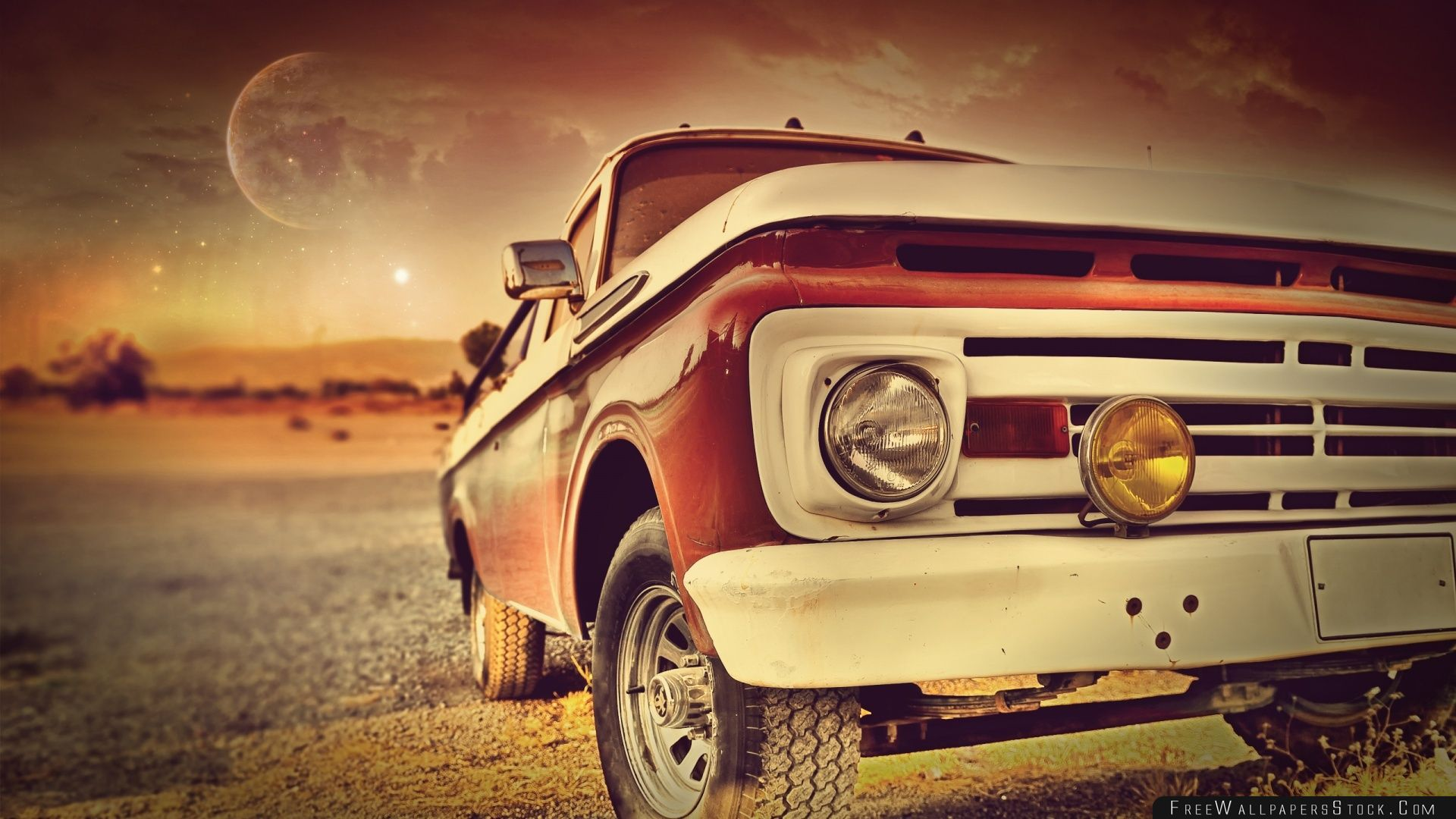 Download Free Wallpaper Vintage Car