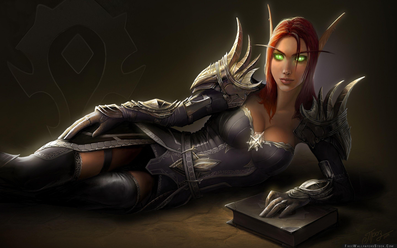 Download Free Wallpaper Warcraft Art