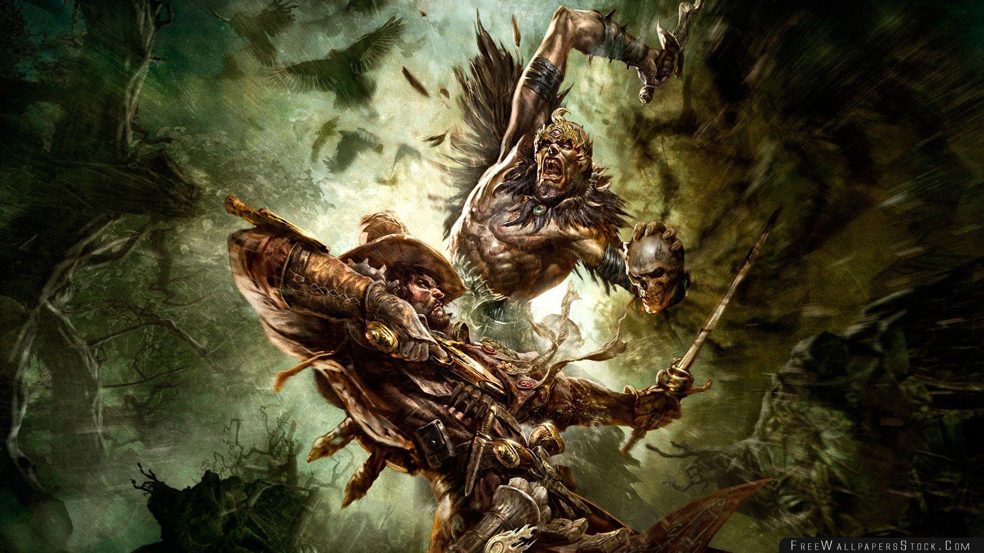Download Free Wallpaper Warhammer Online Age   Reckoning
