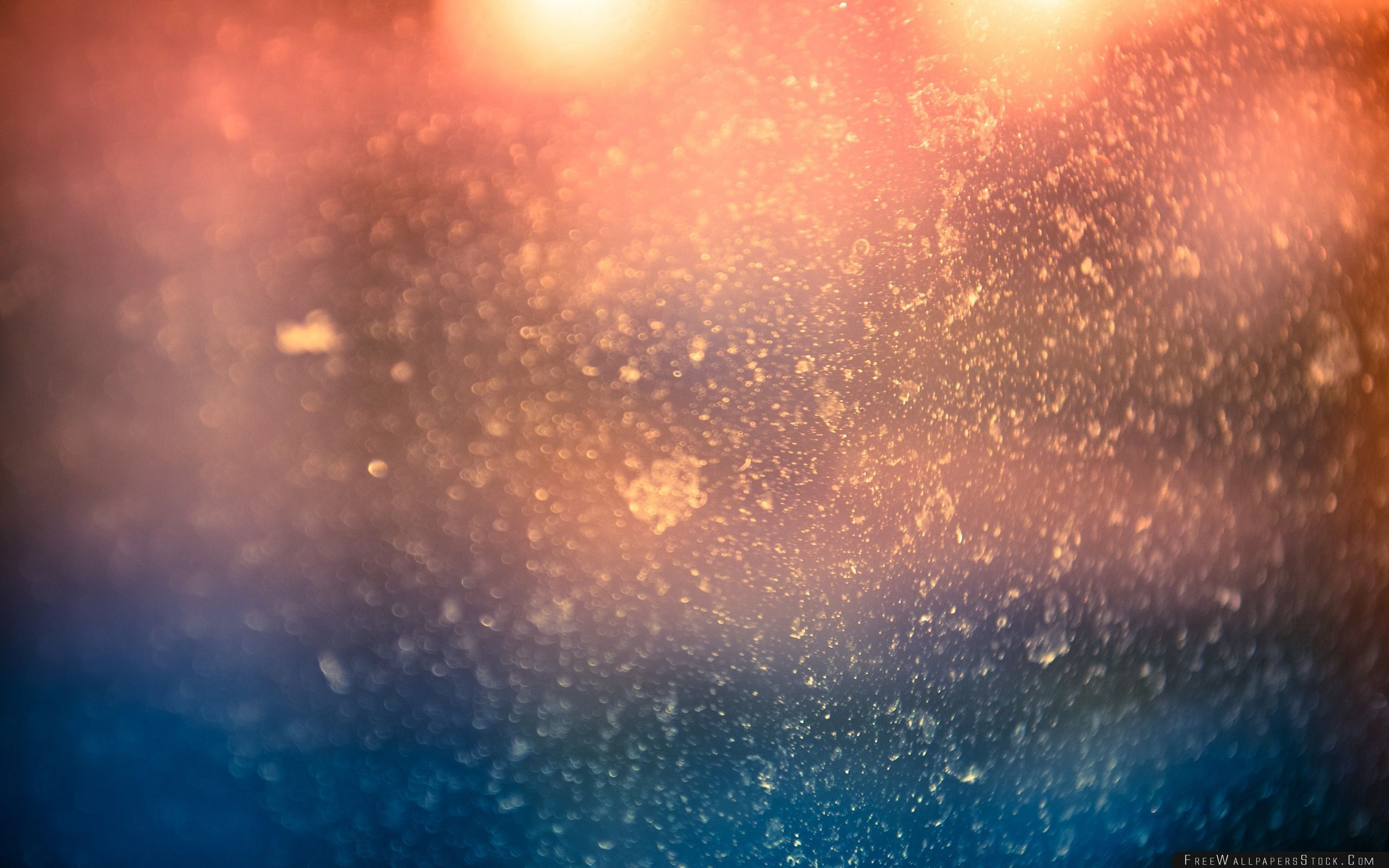 Download Free Wallpaper Water Drops Bokeh   Window Glass