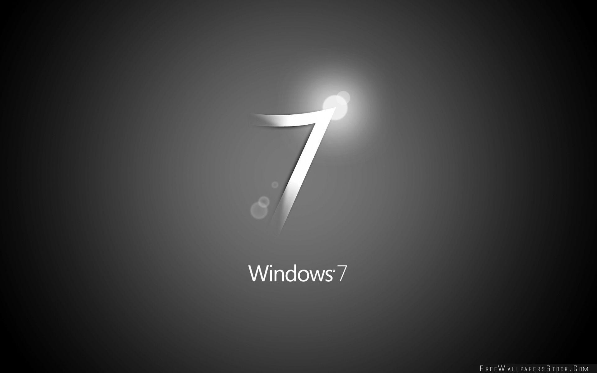 Download Free Wallpaper Windows Black