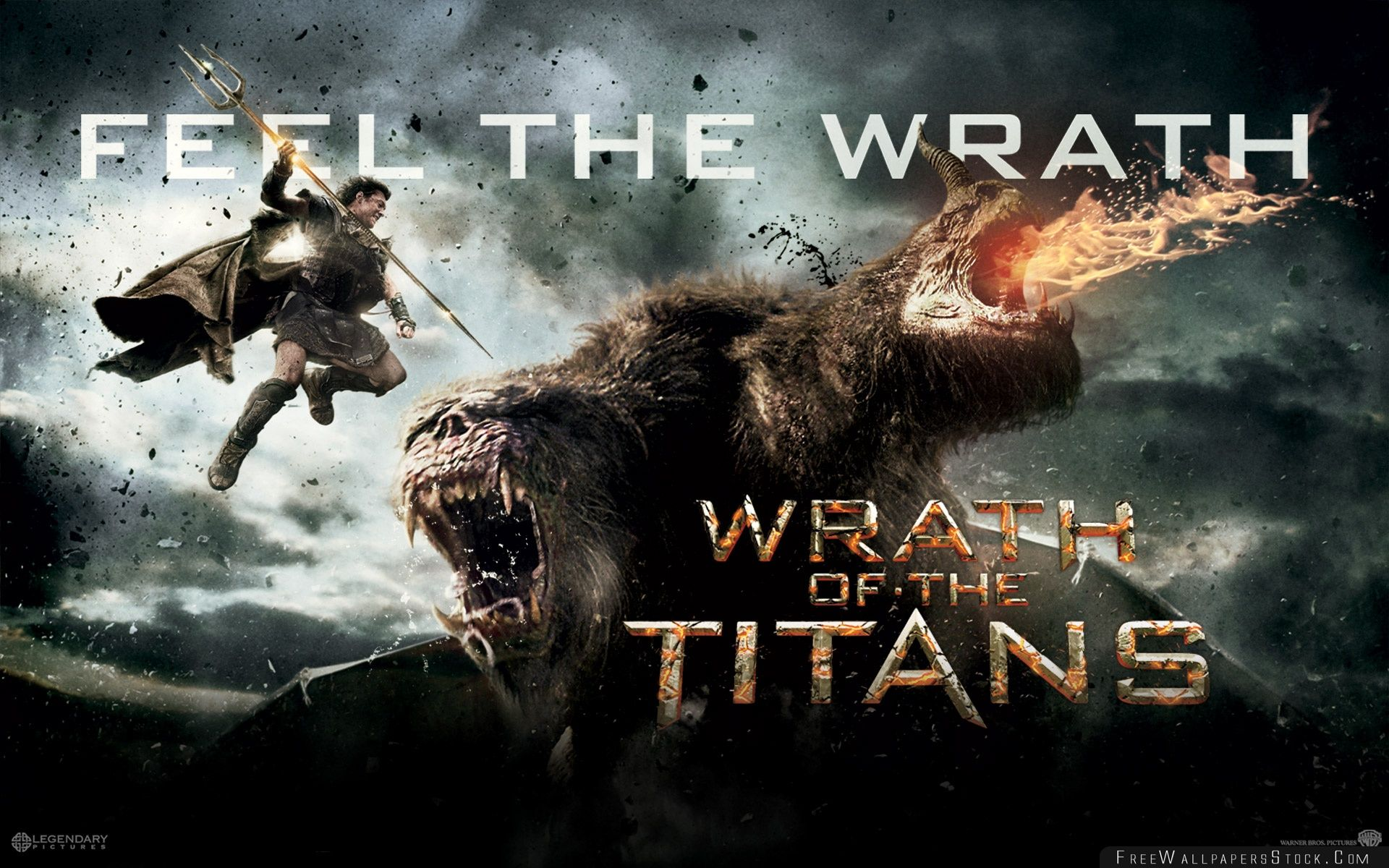 Download Free Wallpaper Wrath   The Titans