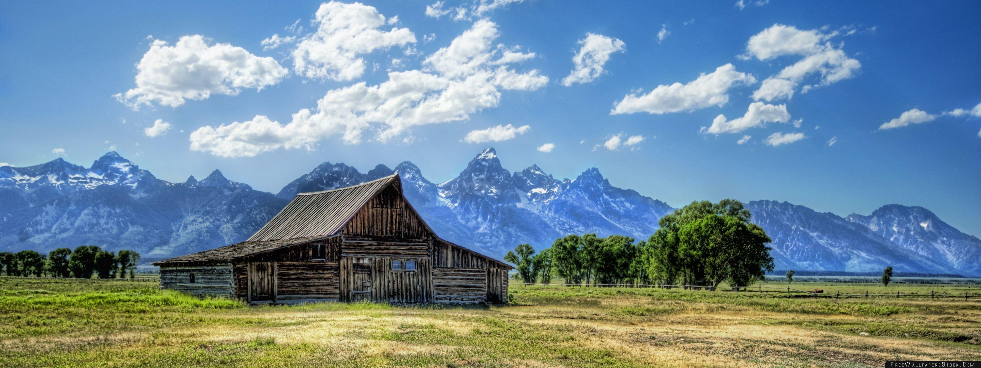Download Free Wallpaper Wyoming Landscape