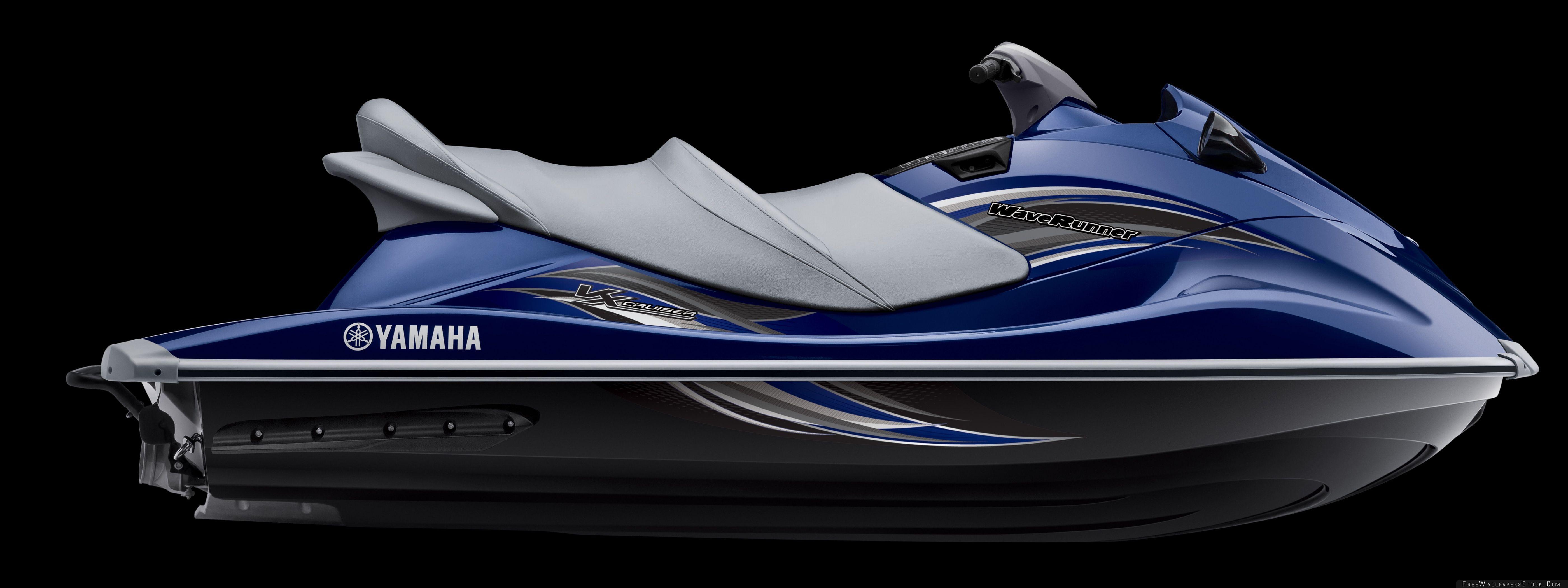 Download Free Wallpaper Yamaha Waverunners   Cruiser Blue