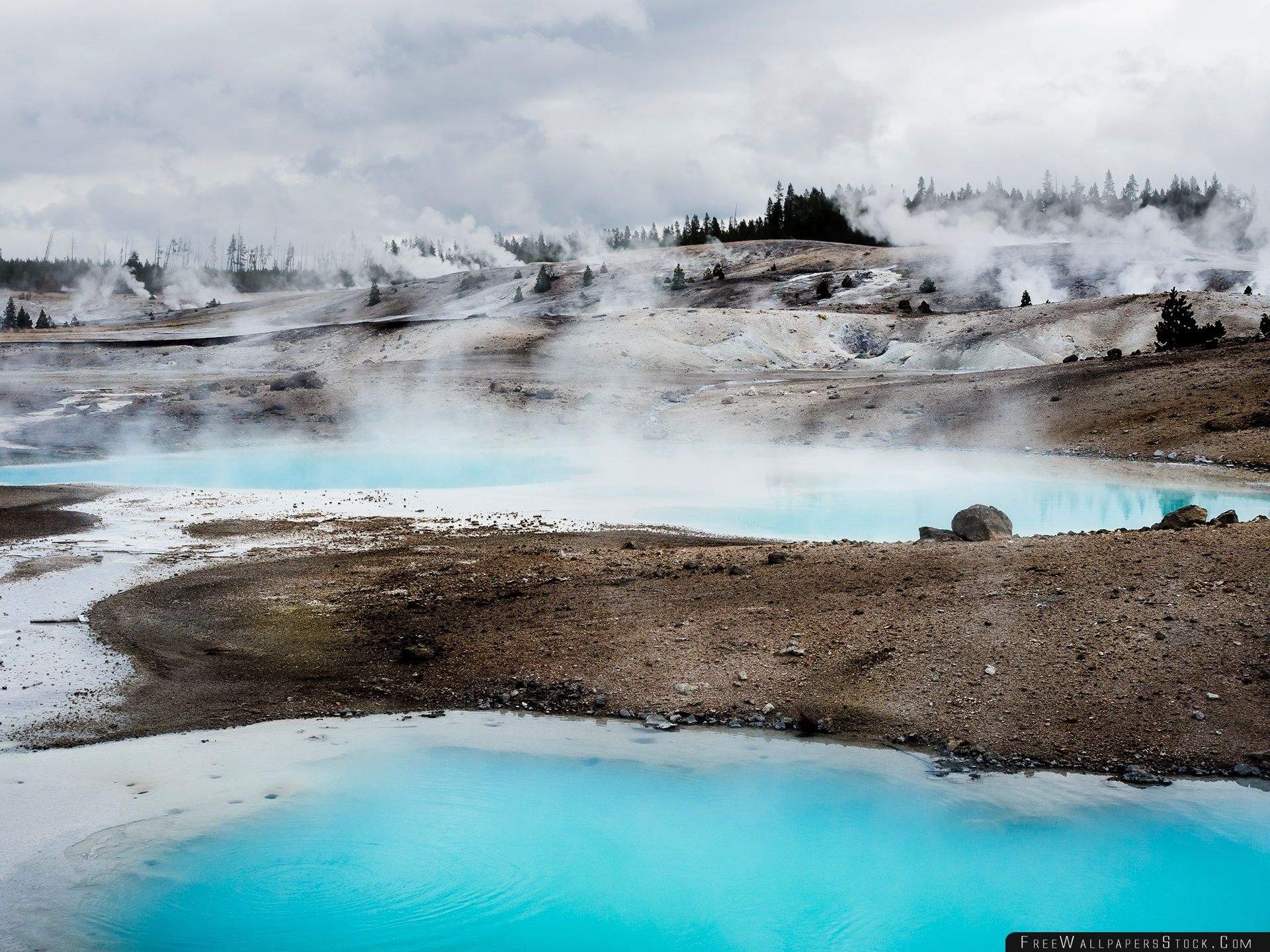 Download Free Wallpaper Yellowstone National Park